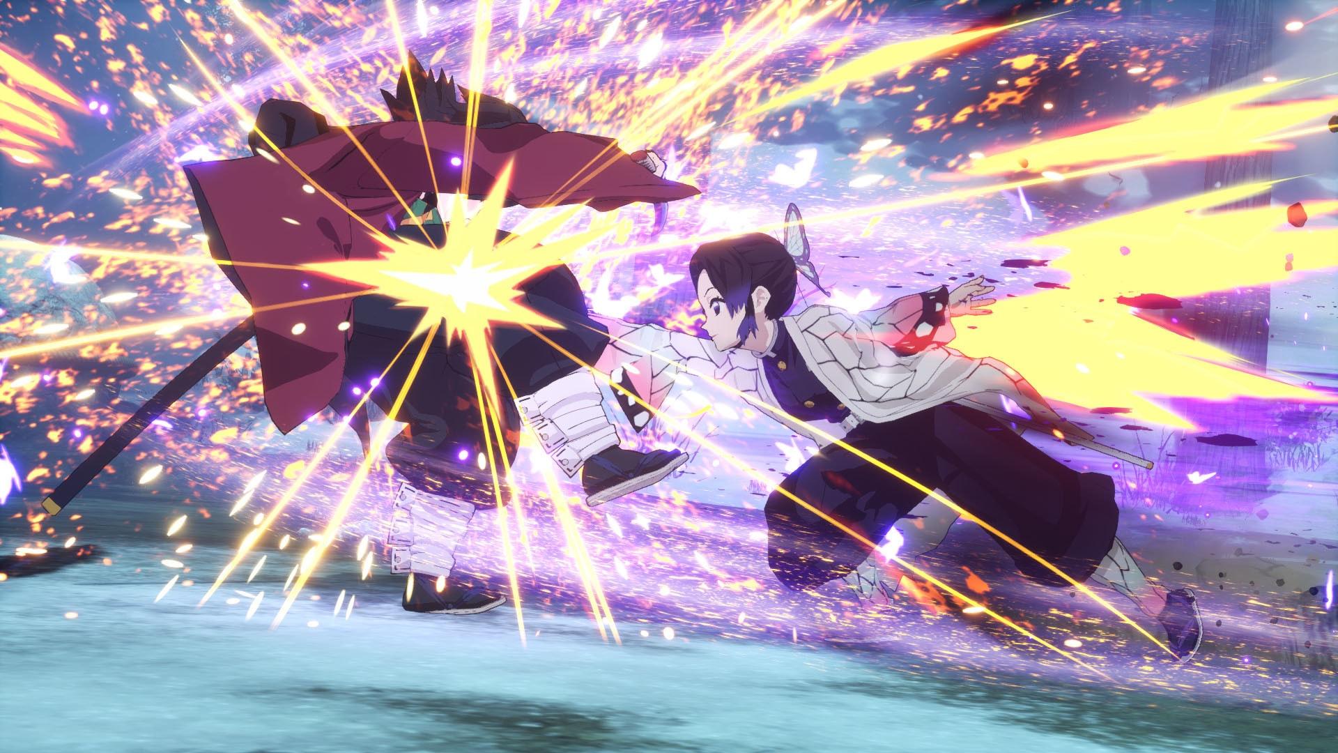 Demon Slayer -Kimetsu no Yaiba- The Hinokami Chronicles (Xbox Series X/S) - Xbox Live Key - ARGENTINA - 4