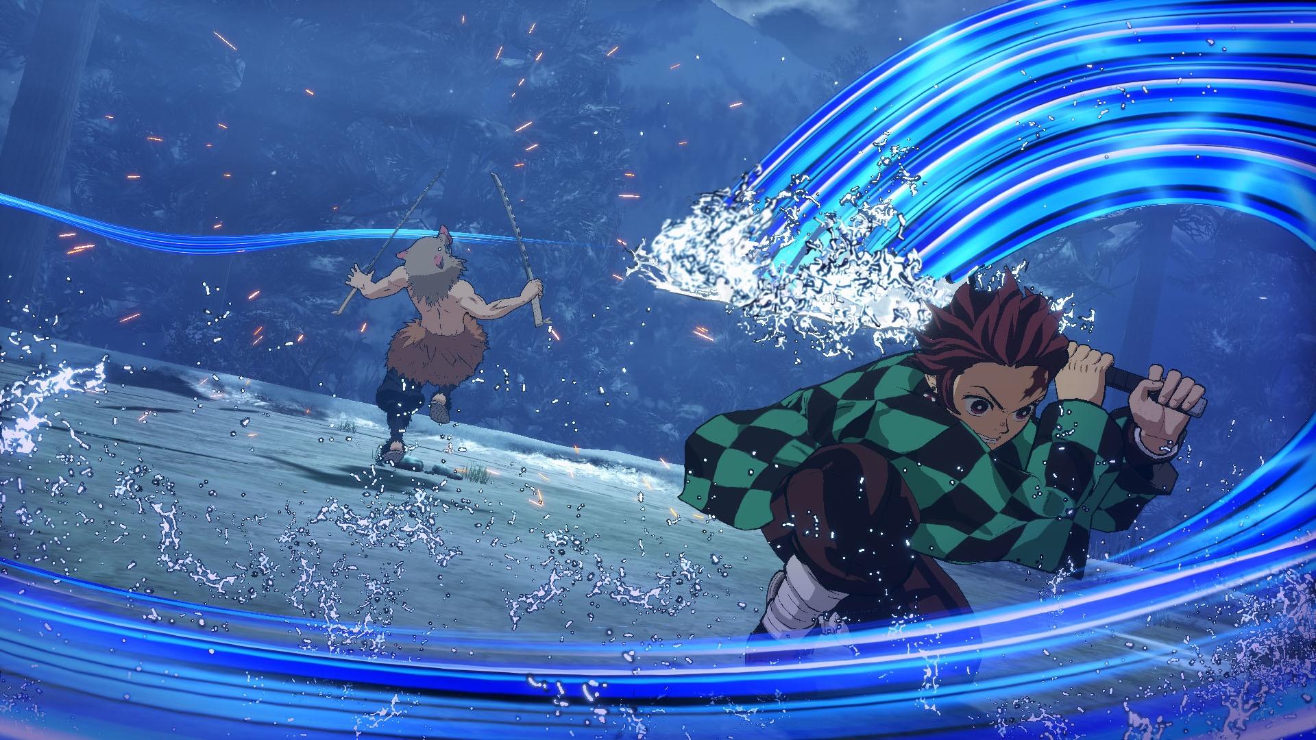 Demon Slayer -Kimetsu no Yaiba- The Hinokami Chronicles (Xbox Series X/S) - Xbox Live Key - ARGENTINA - 2