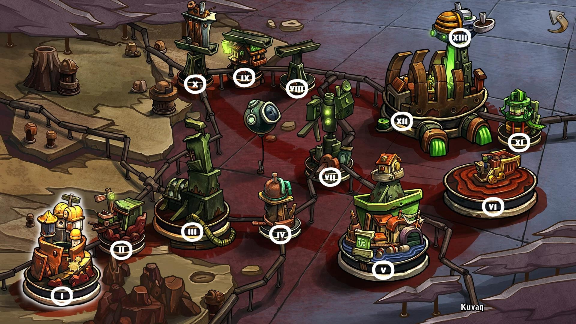 Deponia: The Complete Journey Steam Key GLOBAL - 4