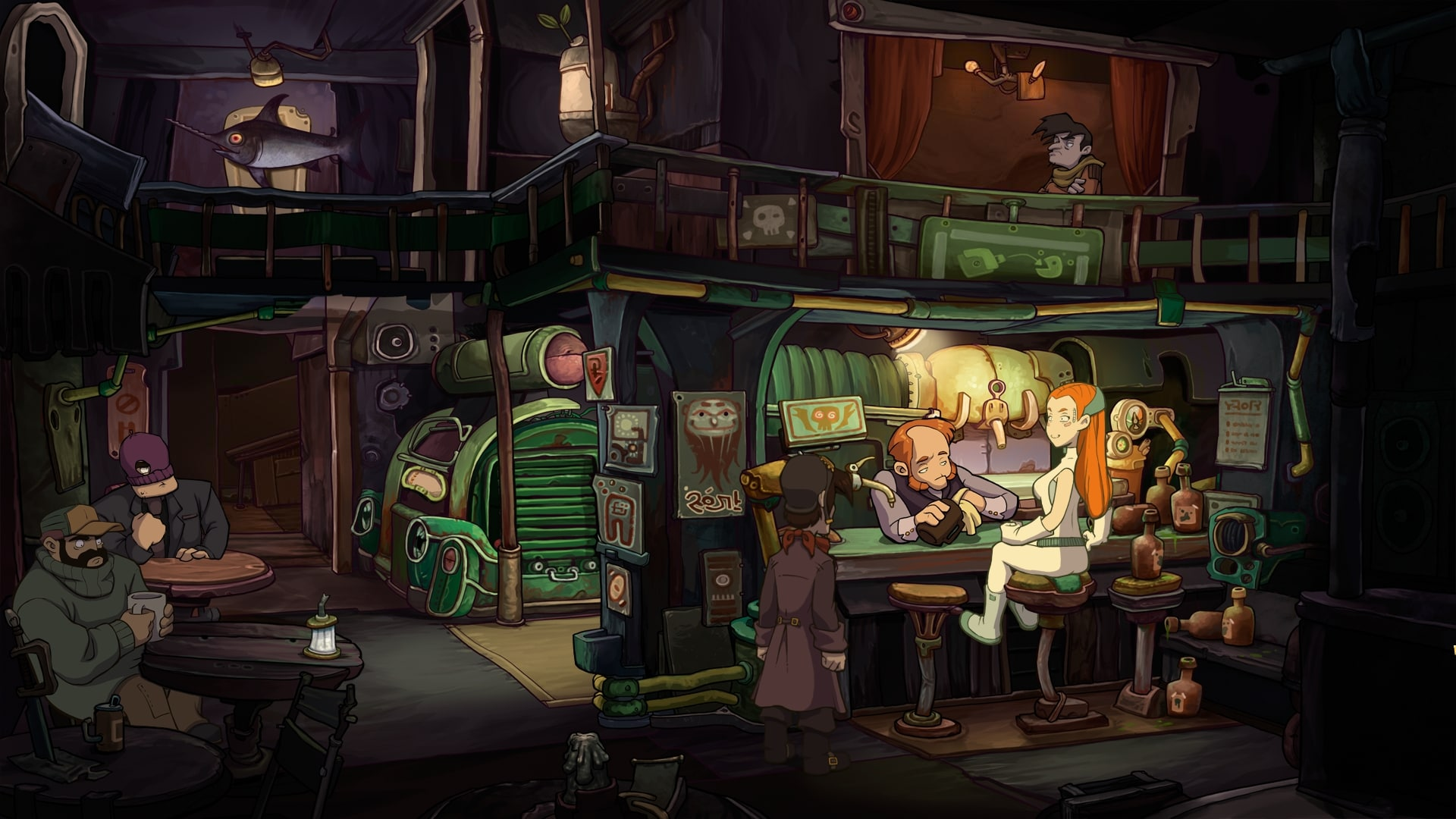 Deponia: The Complete Journey Steam Key GLOBAL - 2