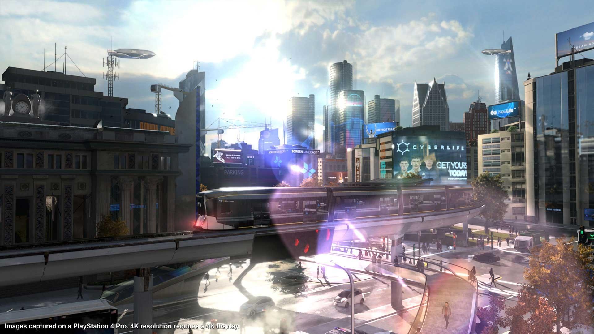 Detroit: Become Human (PC) - Steam Key - GLOBAL - 3
