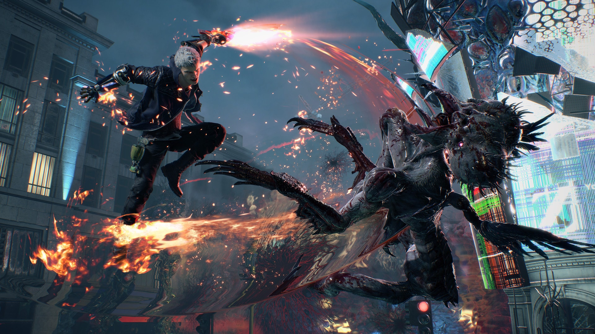 Devil May Cry 5 Standard Edition Steam Gift GLOBAL - 3