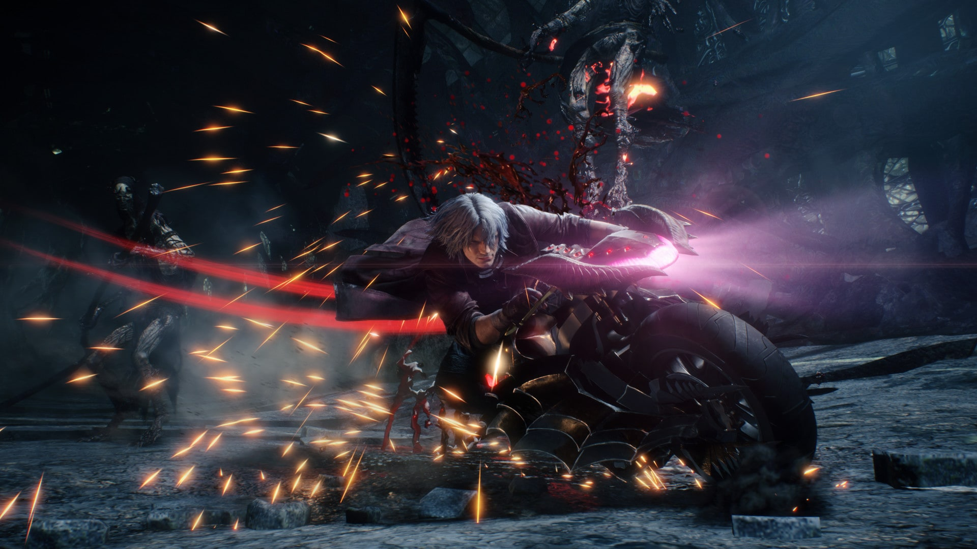 Devil May Cry 5 Standard Edition Steam Key GLOBAL - 4