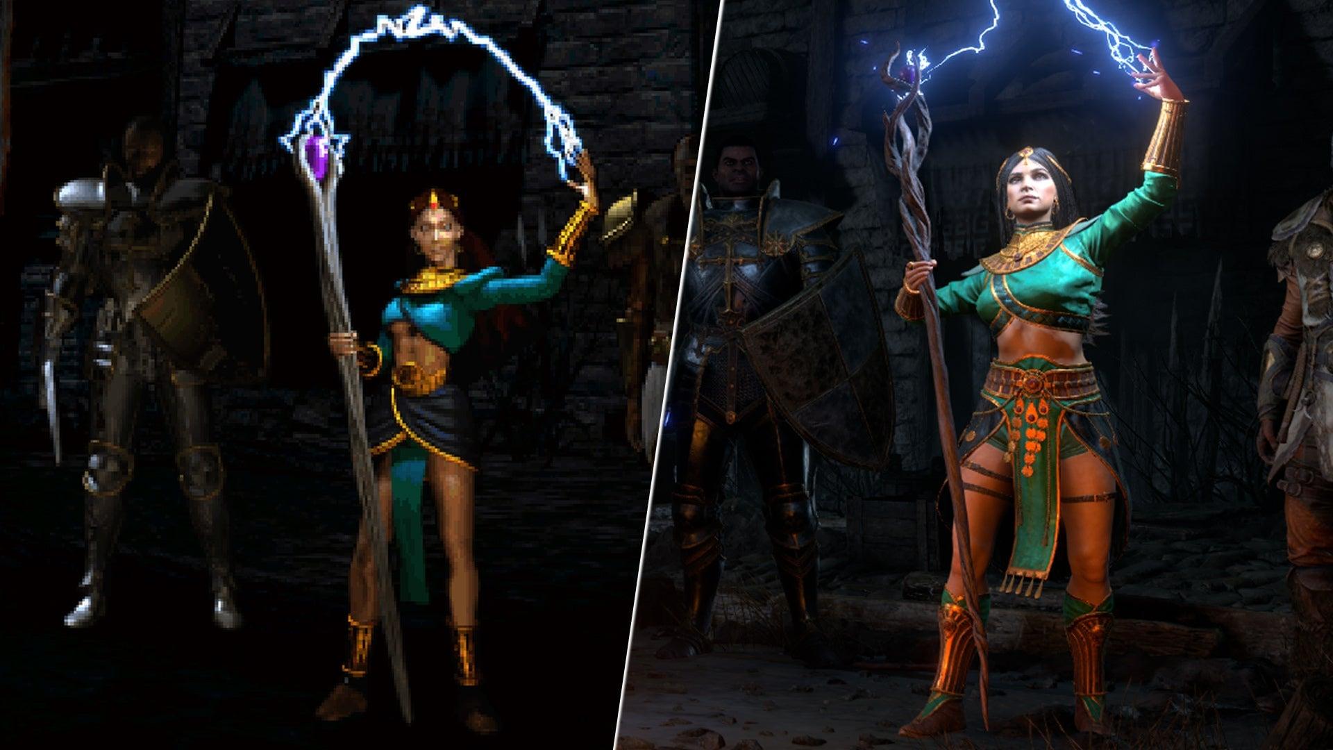 Diablo II: Resurrected (PC) - Battle.net Key - GLOBAL - 4