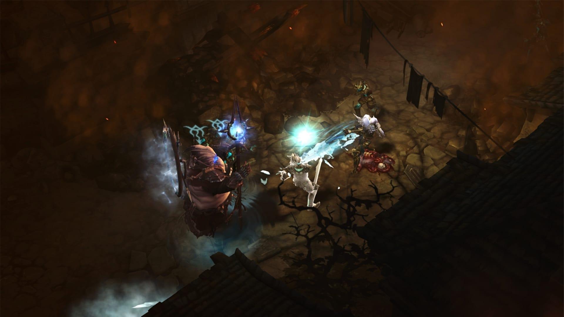 Diablo III: Rise of the Necromancer PC Battle.net Key GLOBAL - 3