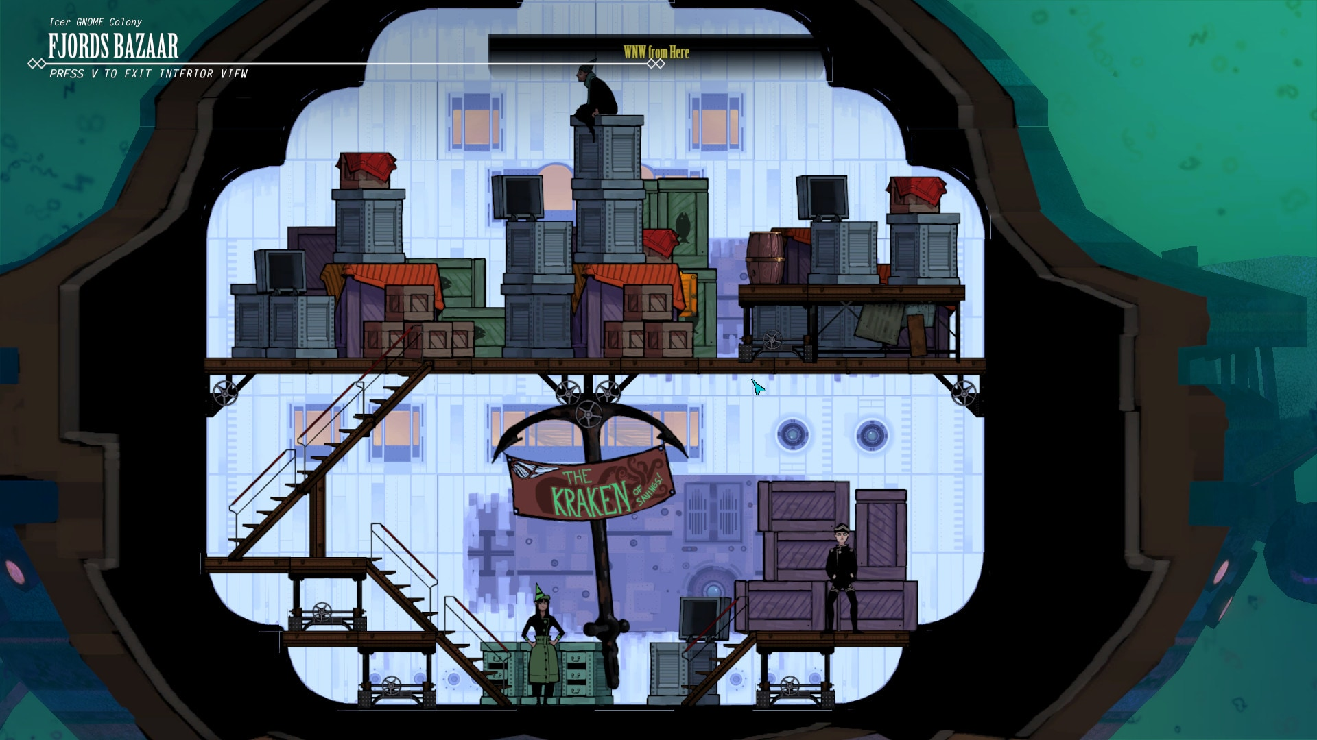 Diluvion Steam Gift EUROPE - 4