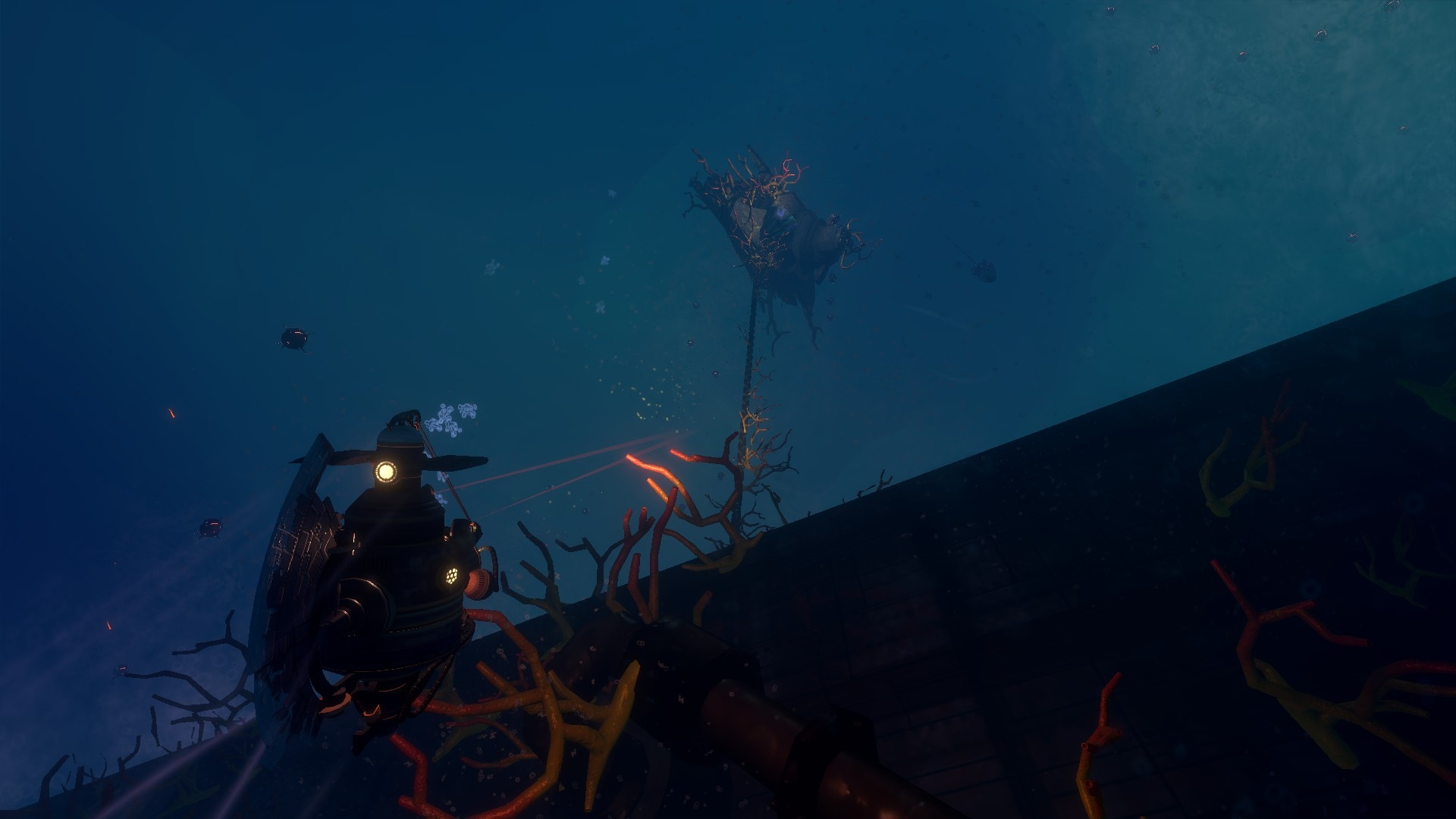Diluvion Steam Gift EUROPE - 3
