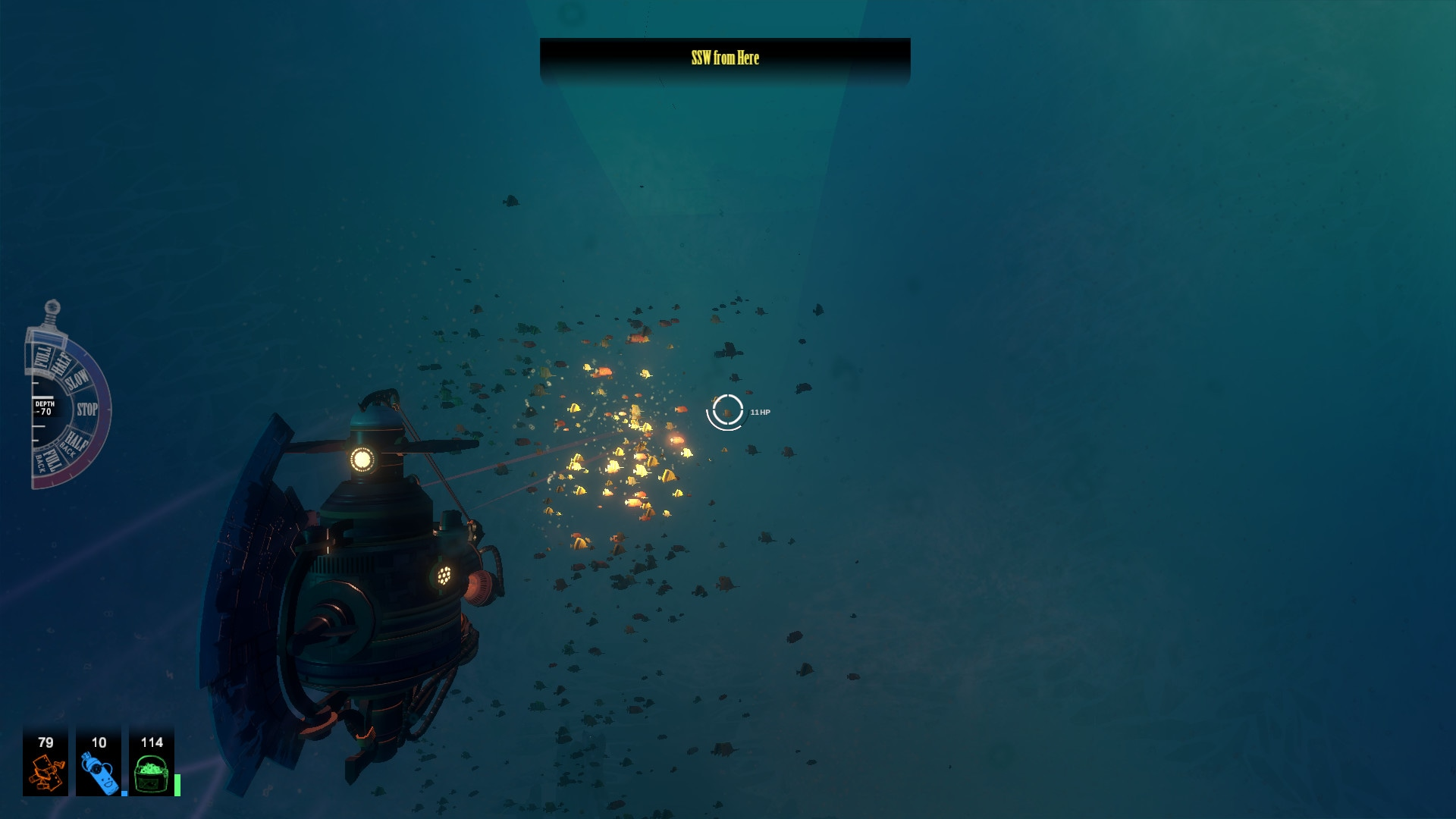 Diluvion Steam Gift EUROPE - 1