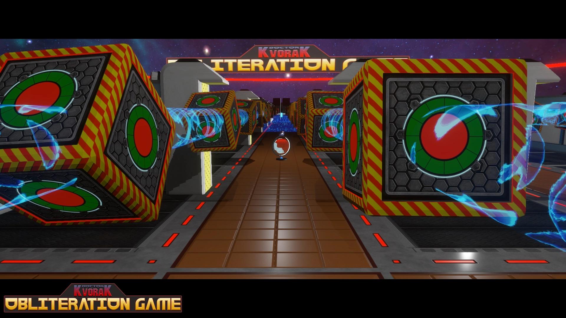 Doctor Kvorak's Obliteration Game Steam Gift EUROPE - 2