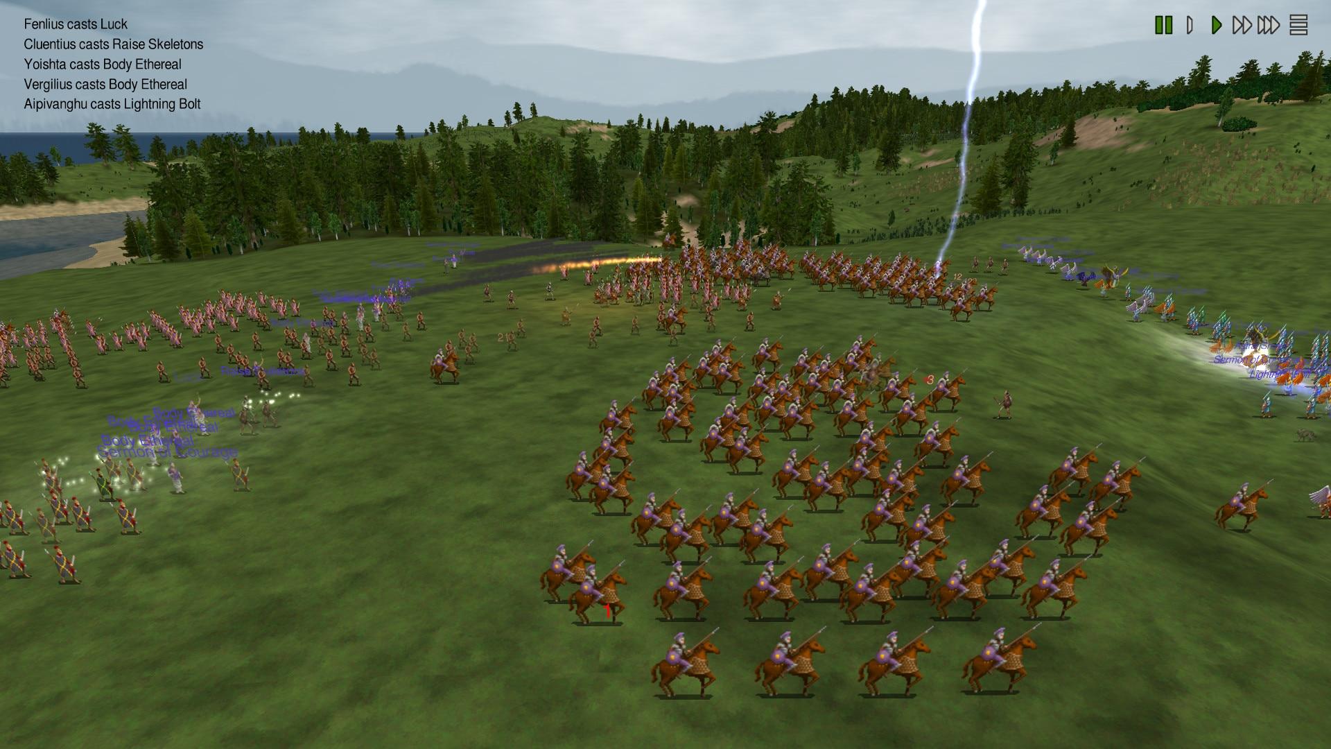 Dominions 5 - Warriors of the Faith Steam Key GLOBAL - 3