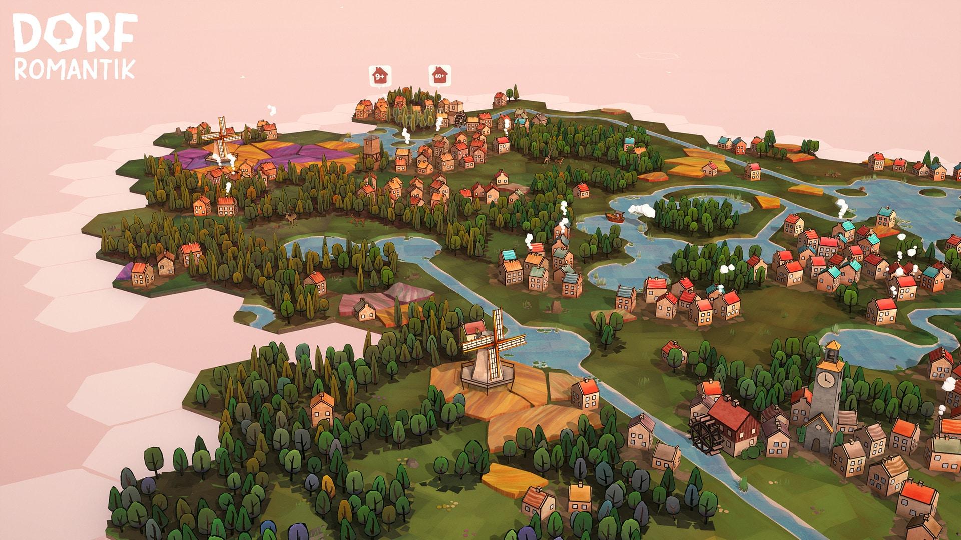 Dorfromantik (PC) - Steam Gift - EUROPE