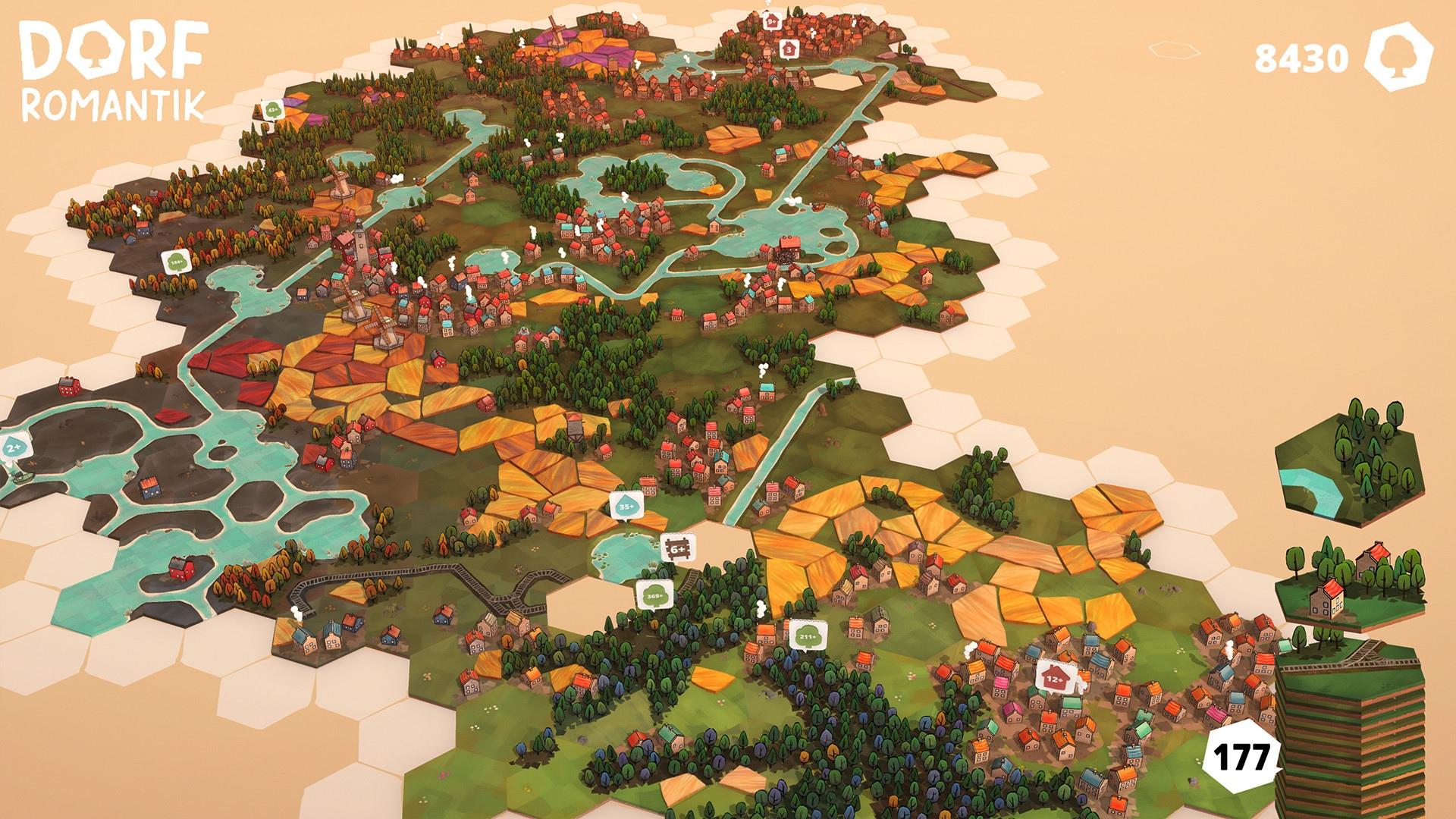 Dorfromantik (PC) - Steam Gift - GLOBAL - 3