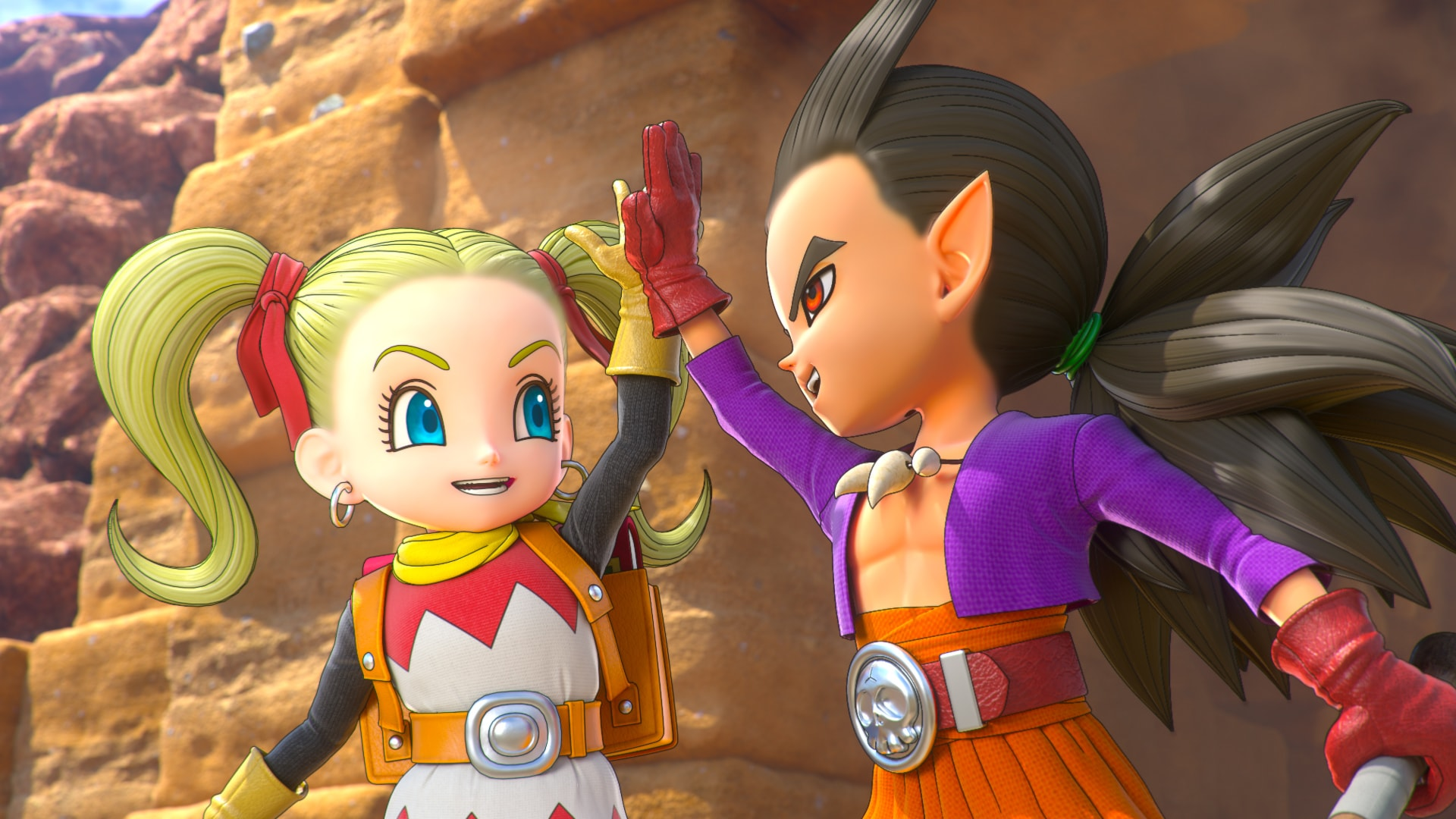 Dragon Quest Builders 2 Key Nintendo Switch NORTH AMERICA - 3