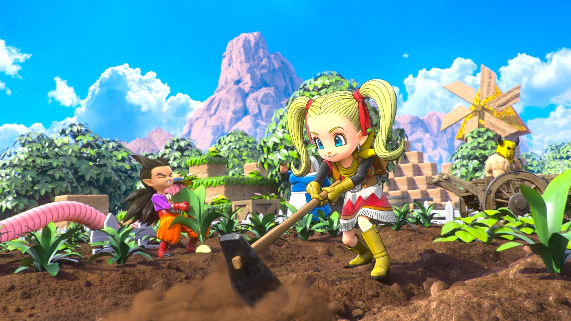 Dragon Quest Builders 2 Key Nintendo Switch NORTH AMERICA - 4