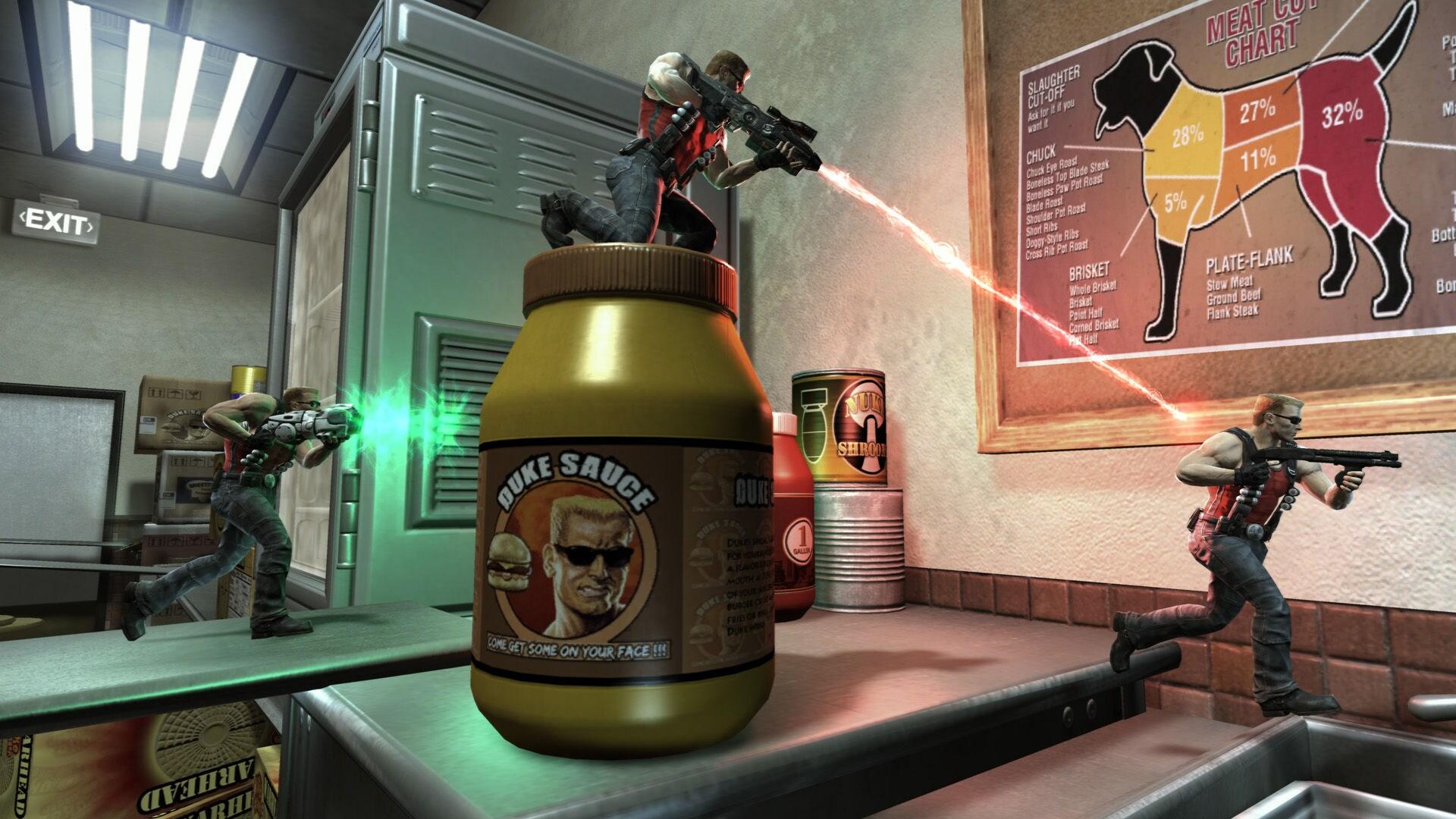 Duke Nukem Forever Steam Key GLOBAL - 3