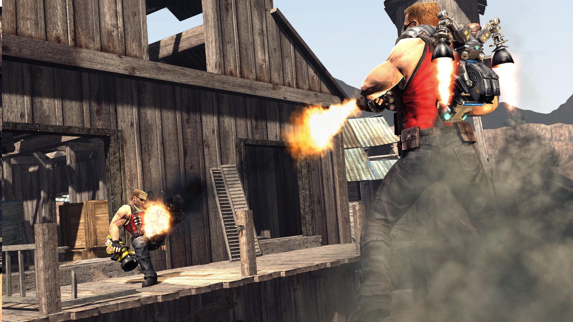Duke Nukem Forever Steam Key GLOBAL - 2