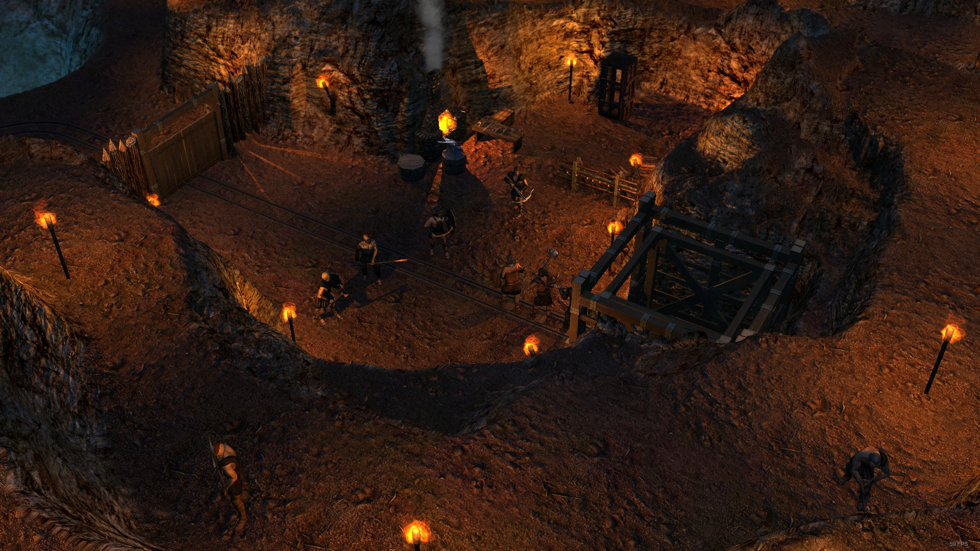 Dungeon Rats Steam Key GLOBAL - 3