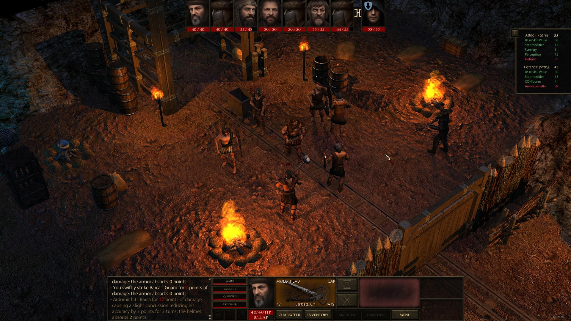 Dungeon Rats Steam Key GLOBAL - 4