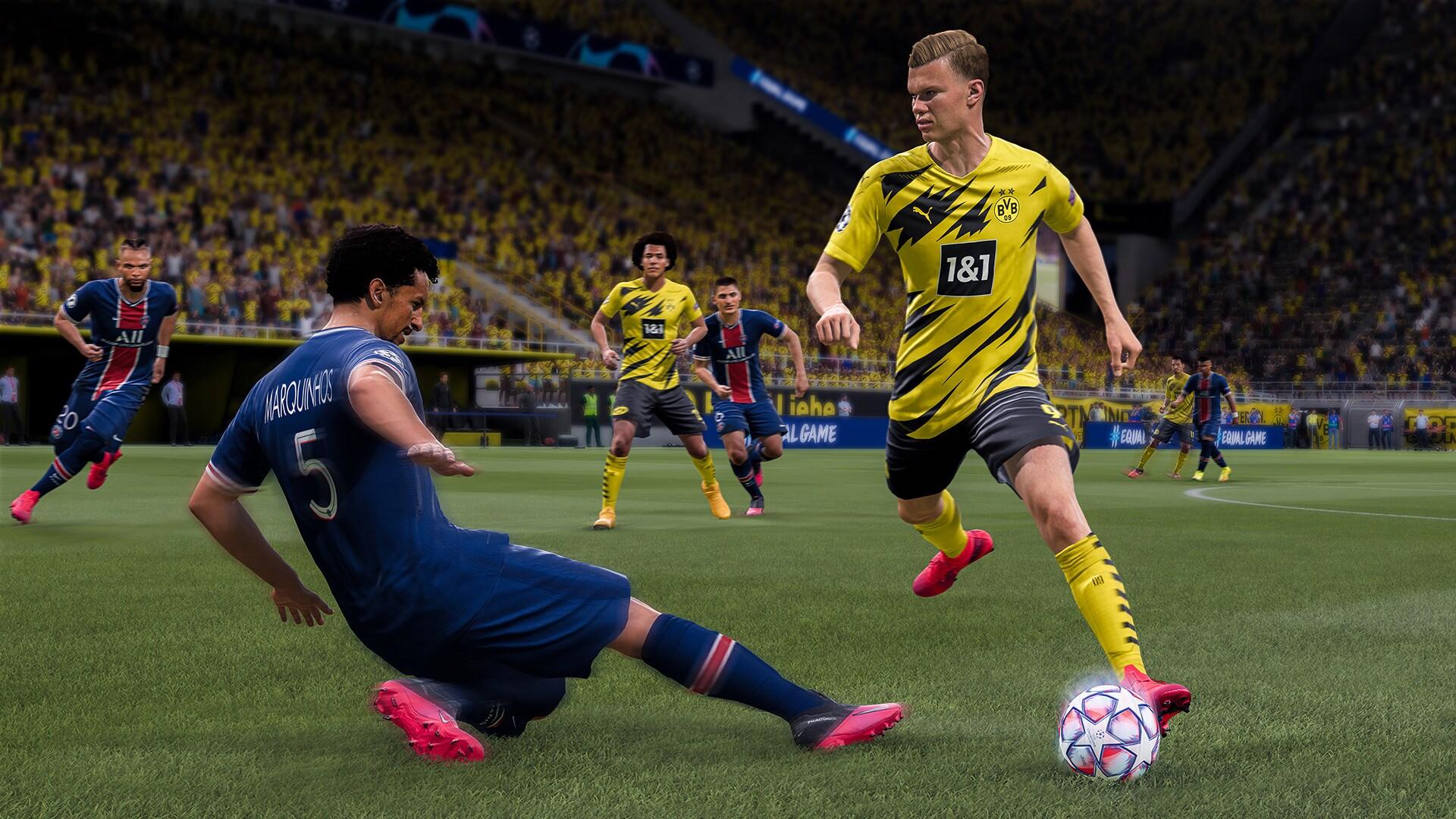 EA SPORTS FIFA 21 (PC) - Steam Gift - GLOBAL - 2