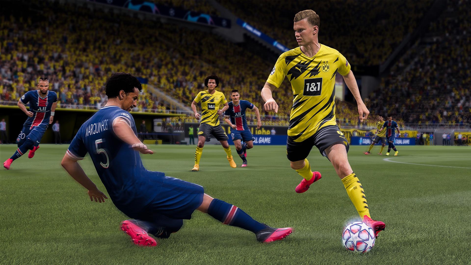 EA SPORTS FIFA 21 (PS4) - PSN Key - UNITED STATES - 3