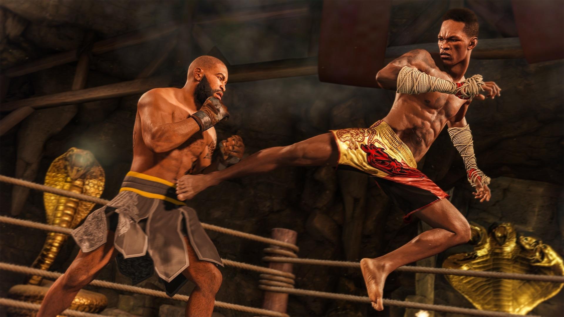 EA Sports UFC 4 (Xbox One) - Xbox Live Key - GLOBAL - 4