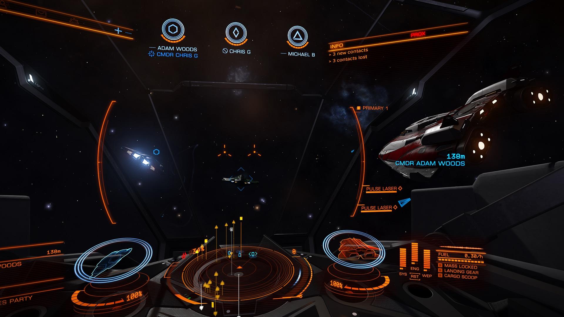 Elite Dangerous: Commander Deluxe Edition Steam Key GLOBAL - 4
