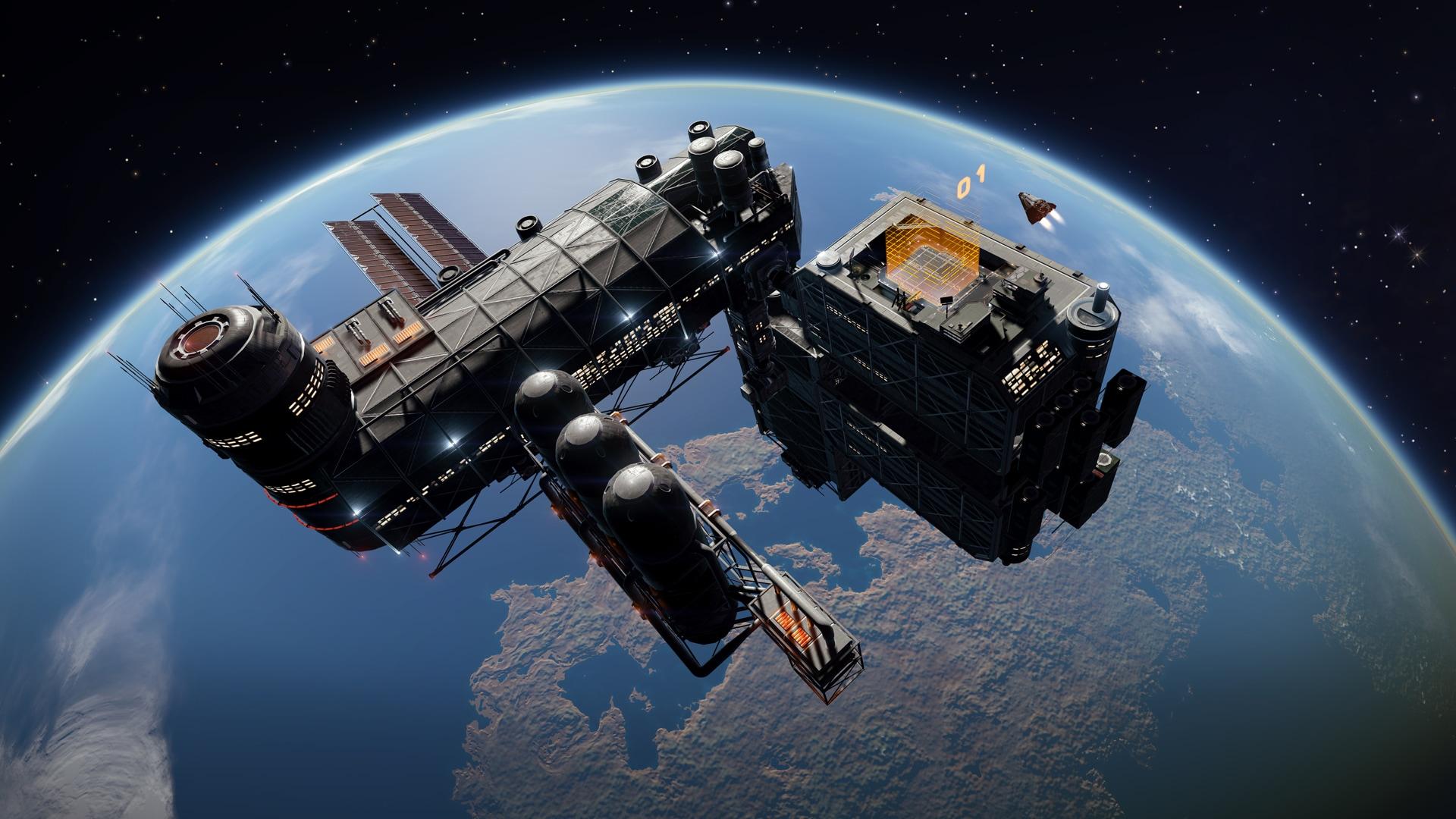 Elite Dangerous: Commander Deluxe Edition Steam Key GLOBAL - 3