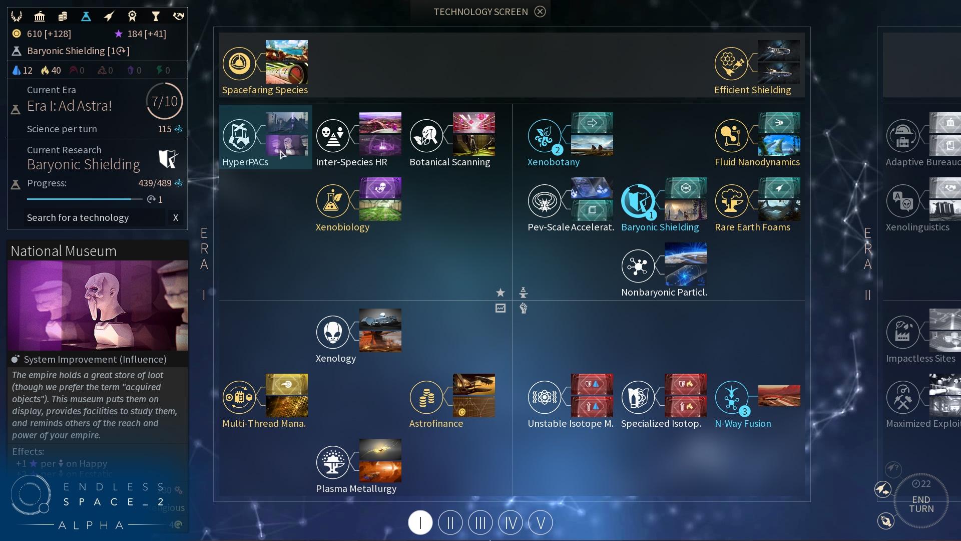 Endless Space 2 (PC) - Steam Key - GLOBAL - 2