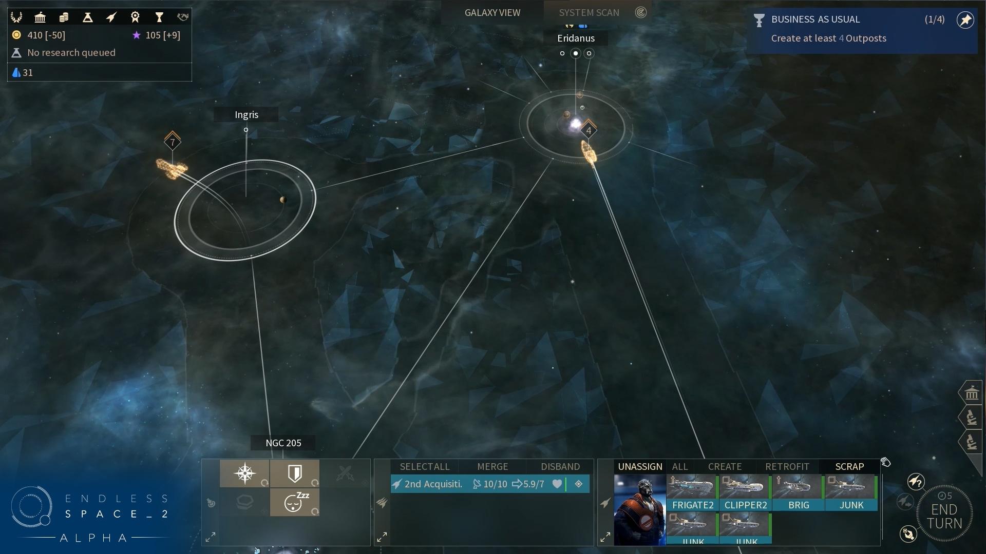 Endless Space 2 (PC) - Steam Key - GLOBAL - 4