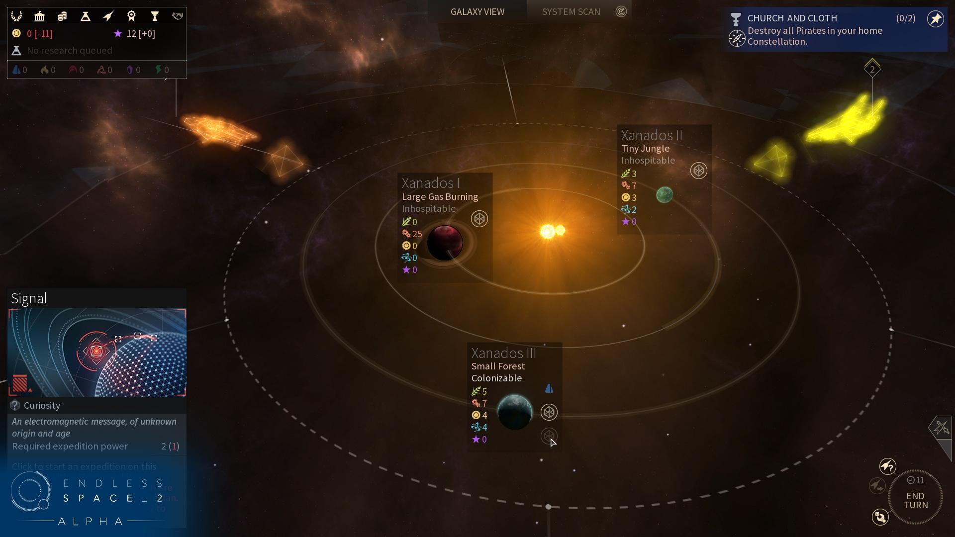 Endless Space 2 (PC) - Steam Key - GLOBAL - 1
