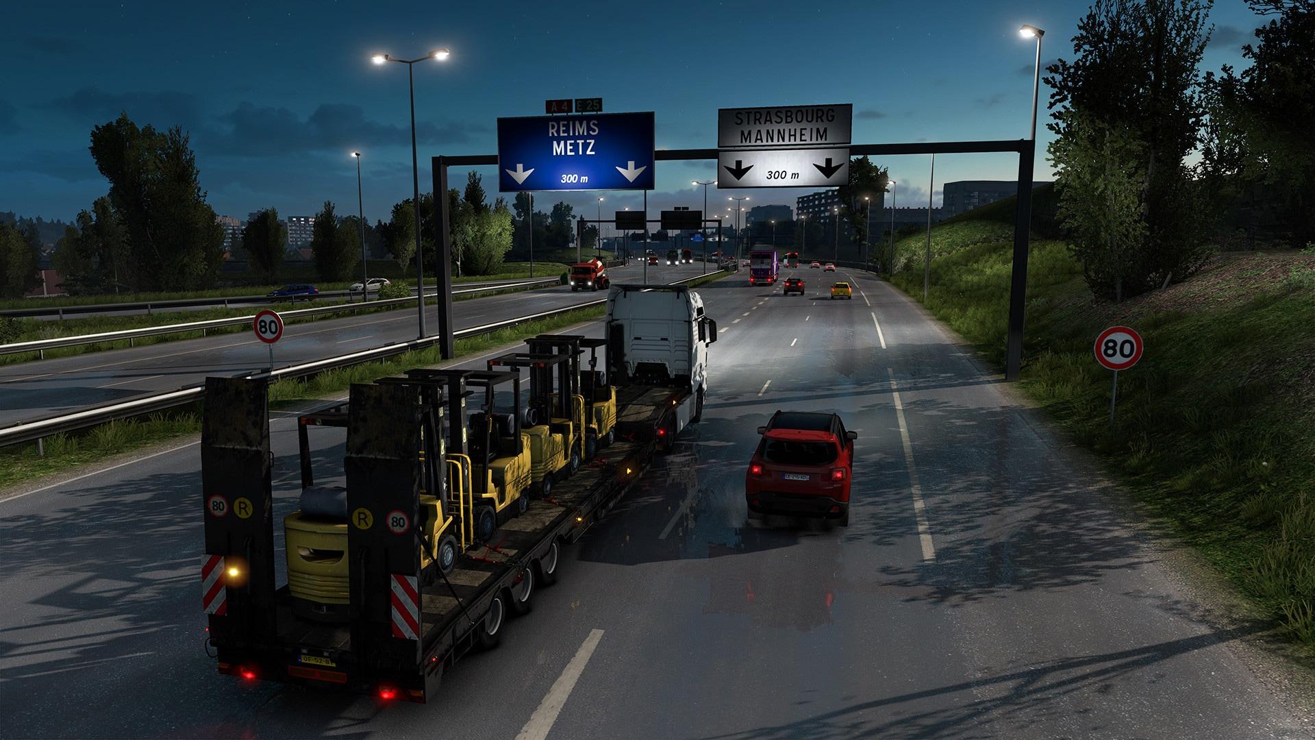 Euro Truck Simulator 2  Complete Edition (PC) - Steam Key - GLOBAL - 3