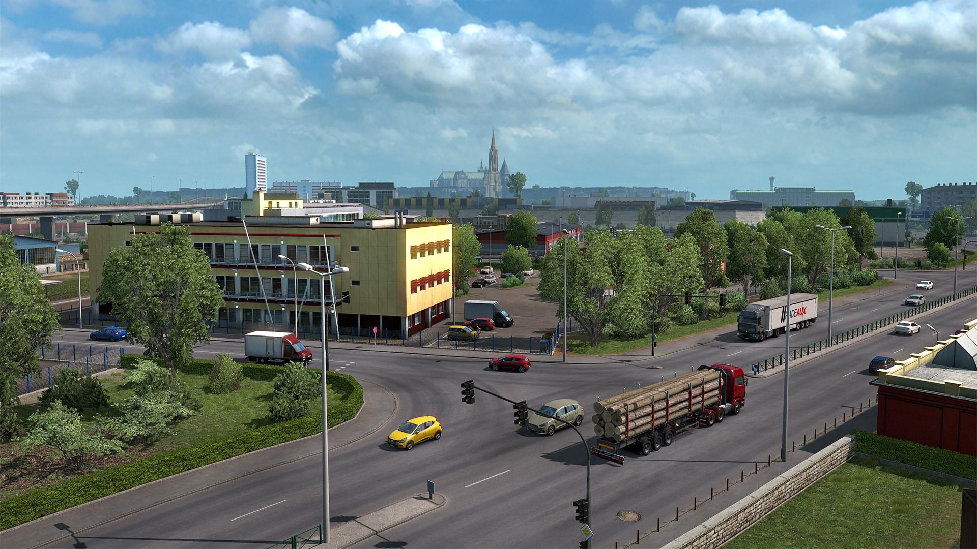 Euro Truck Simulator 2  Complete Edition (PC) - Steam Key - GLOBAL - 1