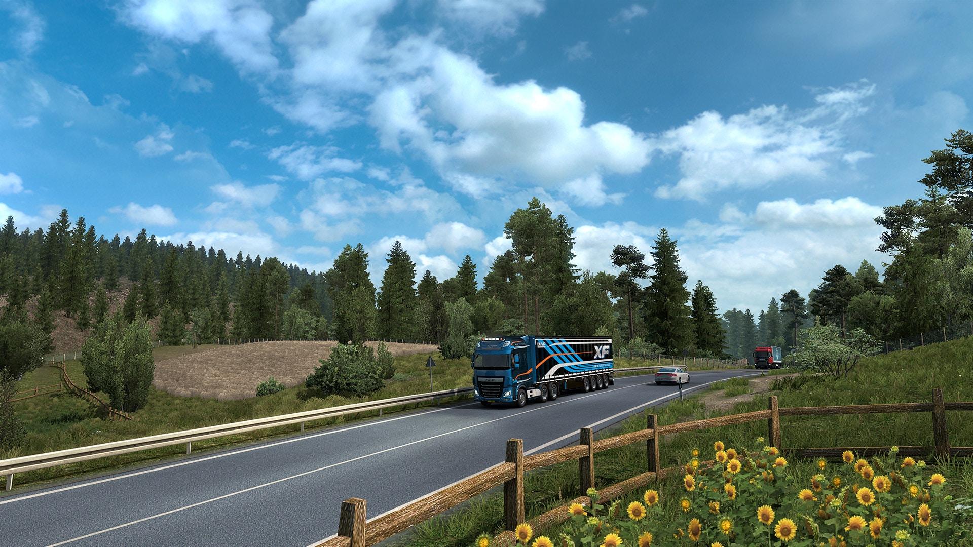 Euro Truck Simulator 2  Complete Edition (PC) - Steam Key - GLOBAL - 2