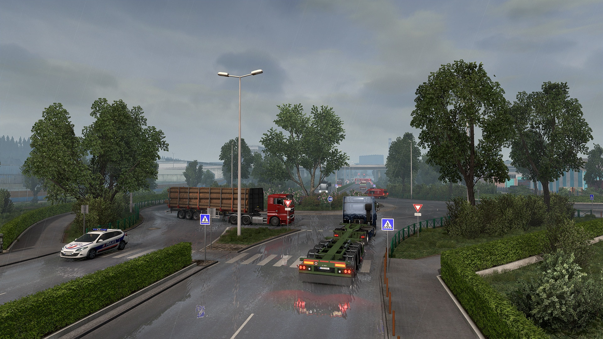 Euro Truck Simulator 2  Complete Edition (PC) - Steam Key - GLOBAL - 4