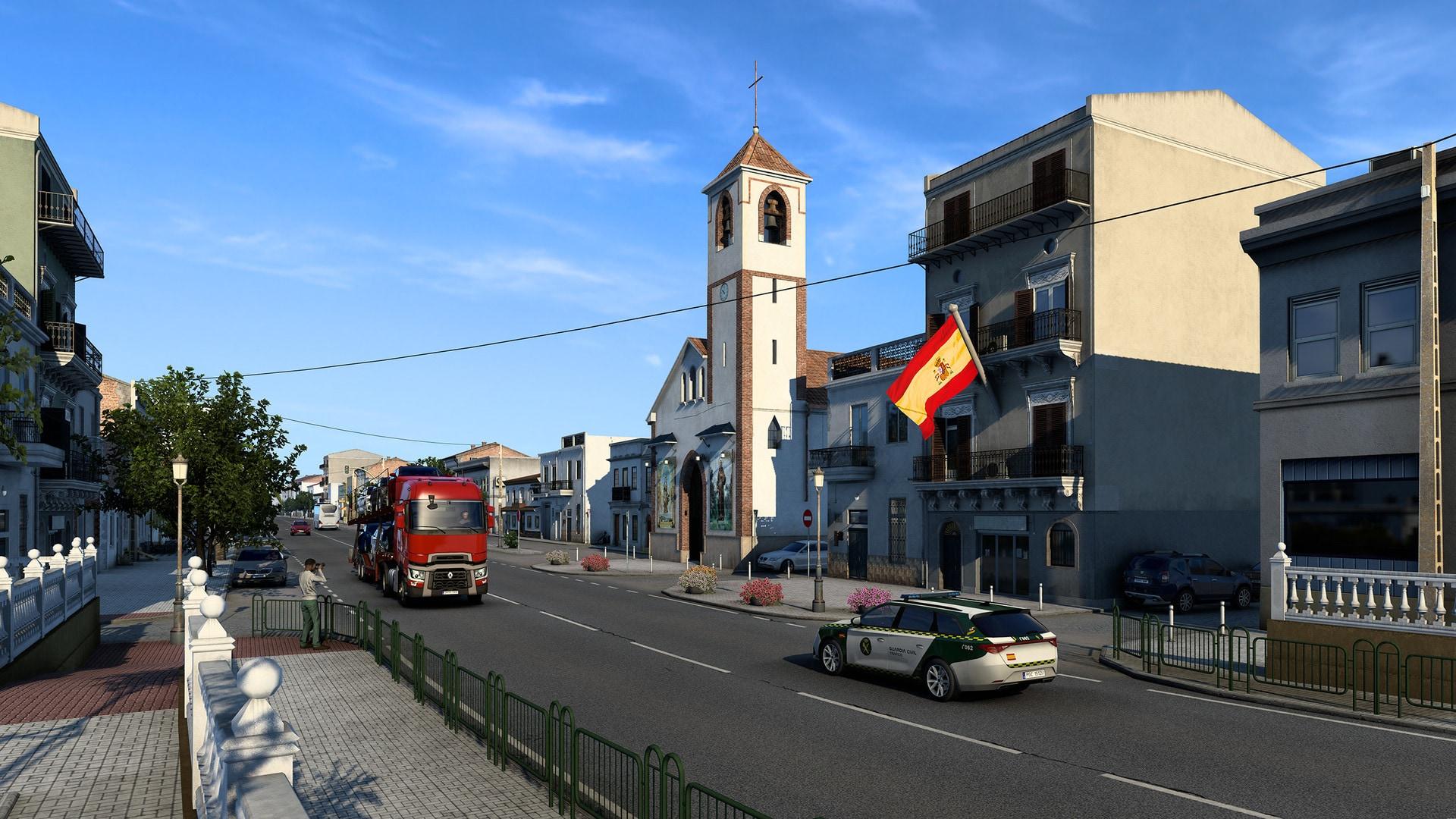 Euro Truck Simulator 2 - Iberia (PC) - Steam Gift - EUROPE - 2