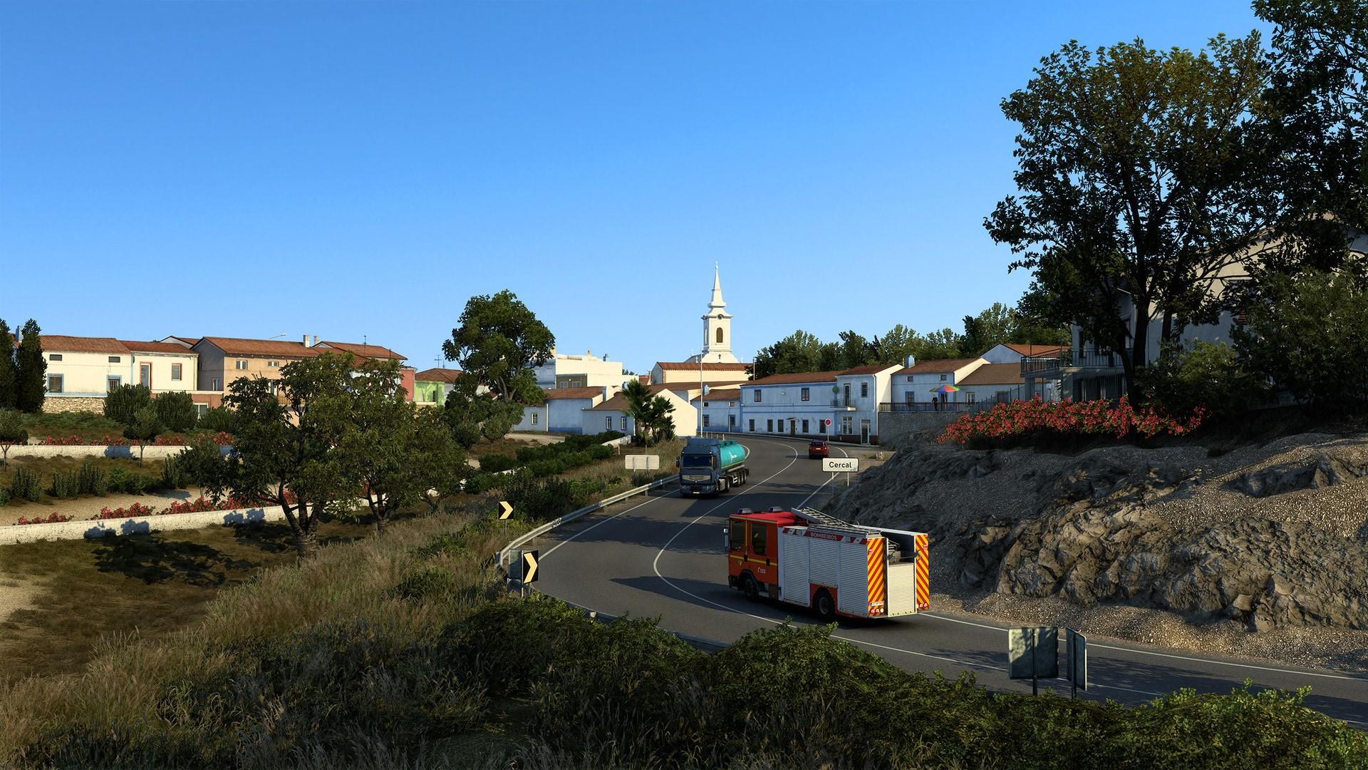 Euro Truck Simulator 2 - Iberia (PC) - Steam Gift - EUROPE - 3