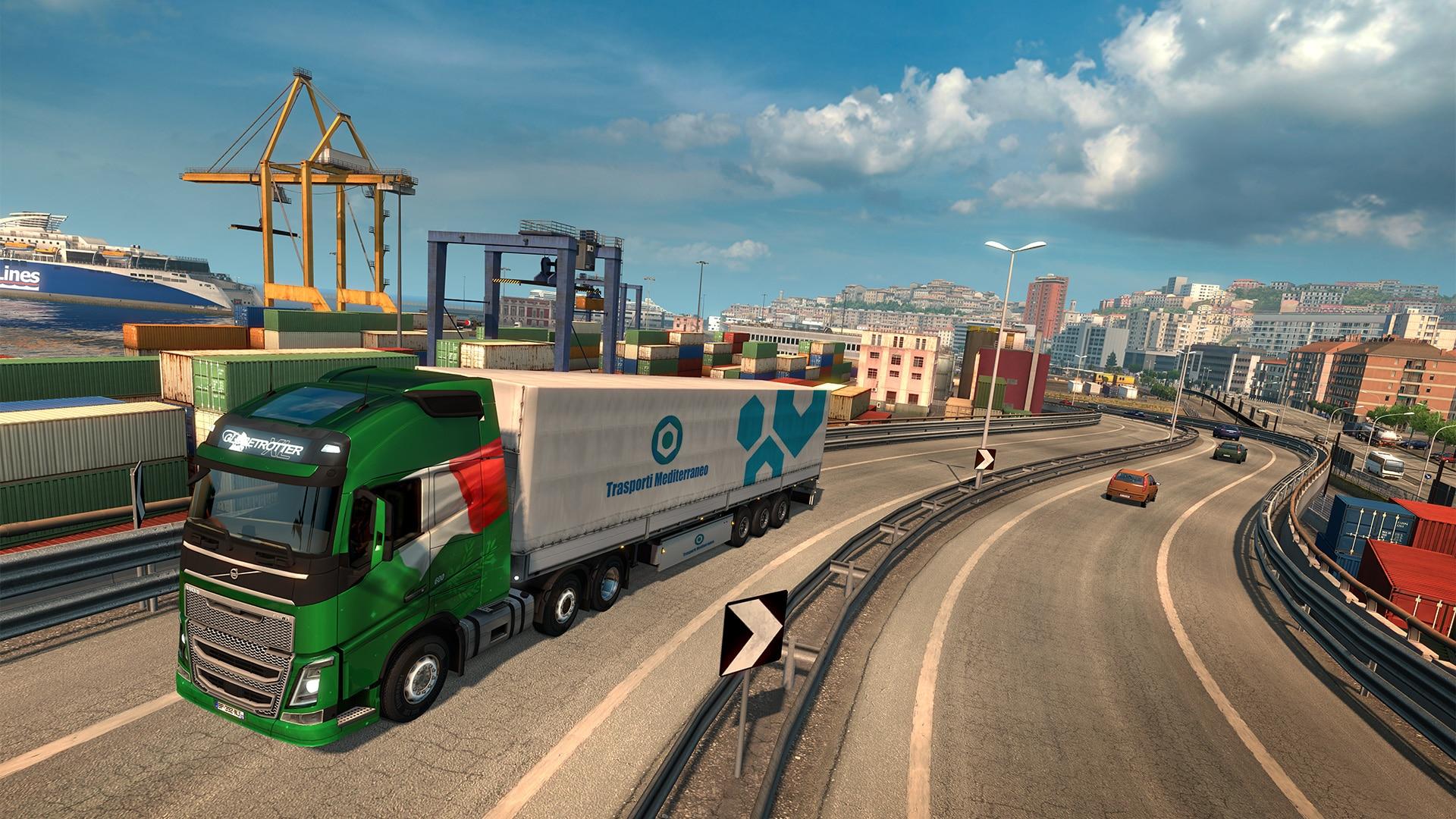 Euro Truck Simulator 2 - Italia (PC) - Steam Key - GLOBAL - 2