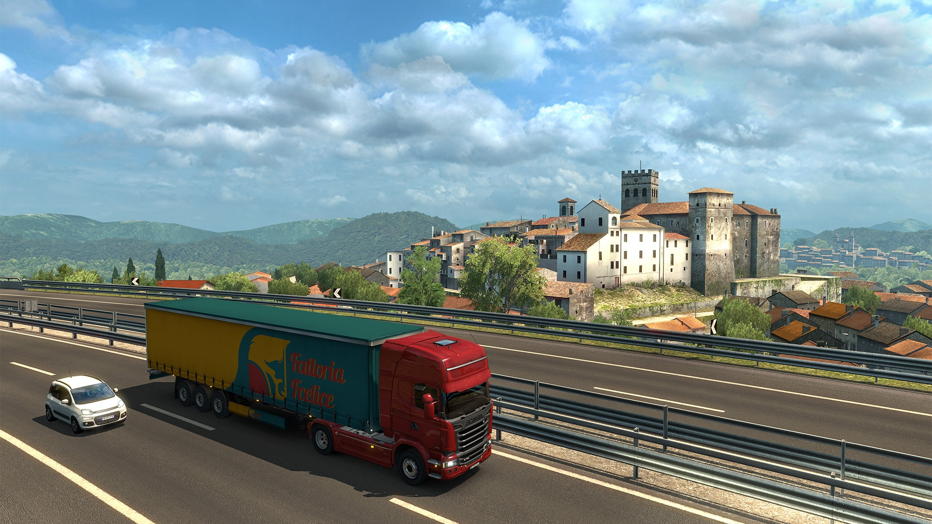 Euro Truck Simulator 2 - Italia (PC) - Steam Key - GLOBAL - 4