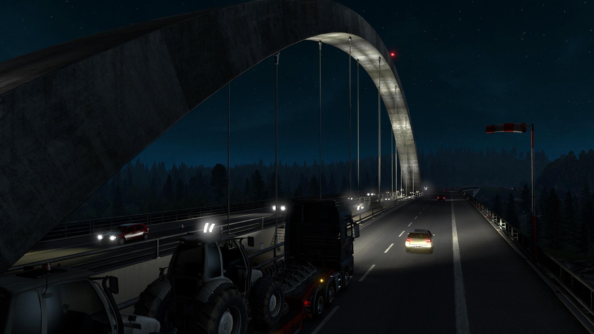 Euro Truck Simulator 2 - Scandinavia Steam Key GLOBAL - 3