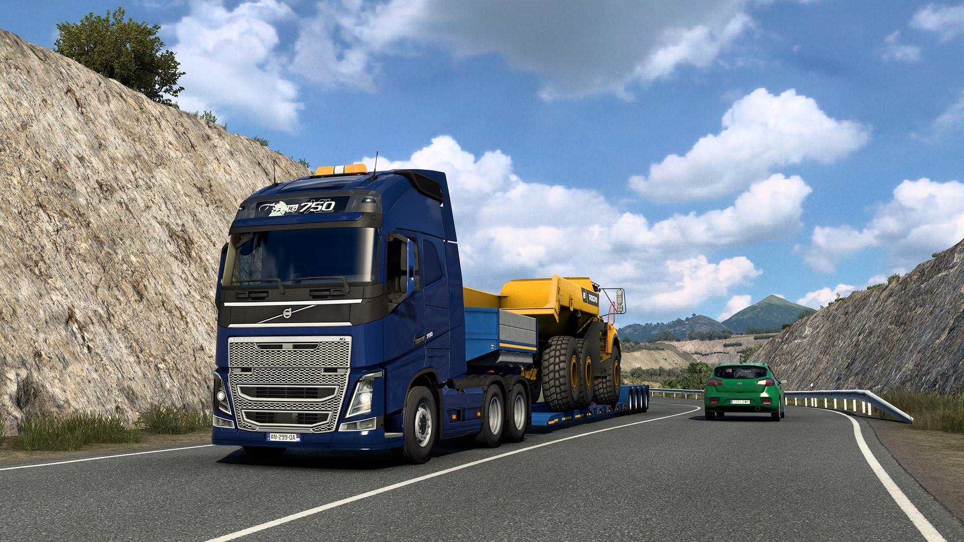 Euro Truck Simulator 2 - Volvo Construction Equipment (PC) - Steam Gift - GLOBAL - 2