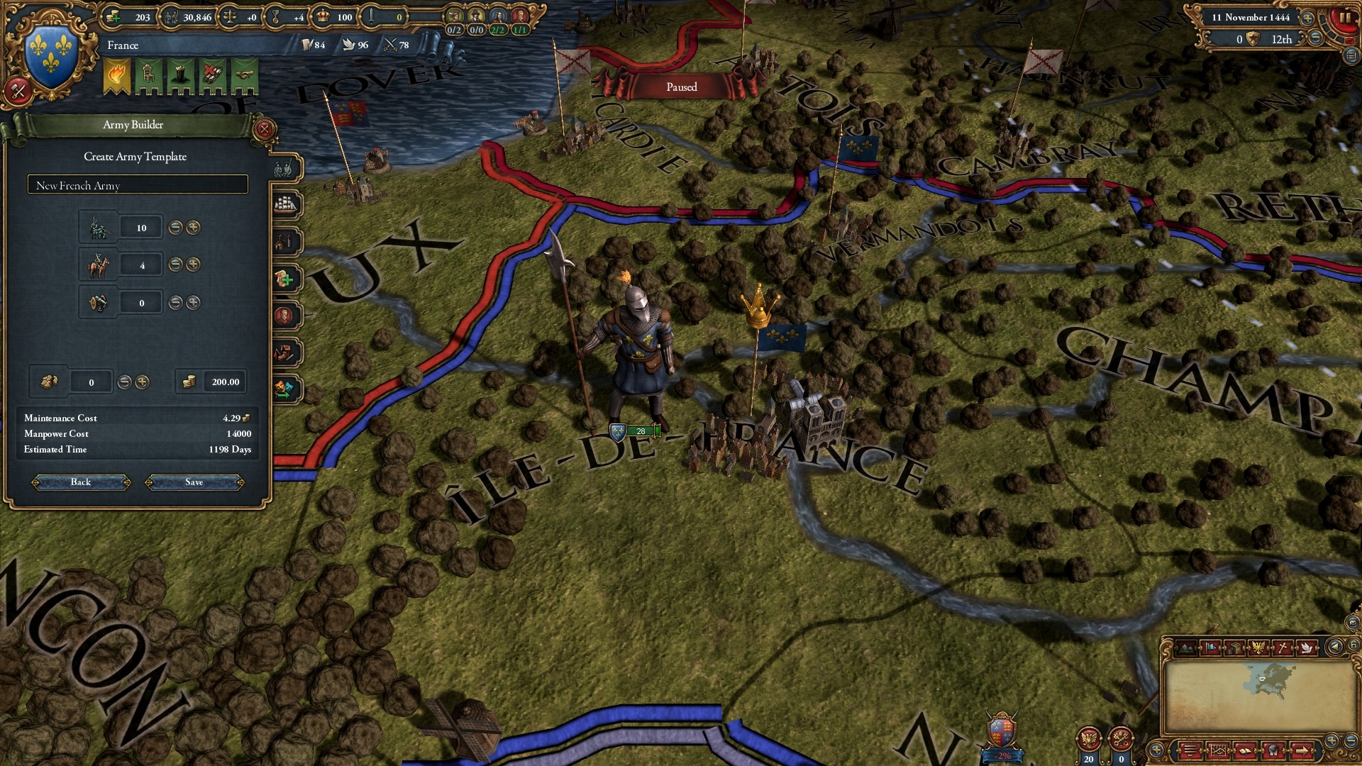 Europa Universalis IV: Art of War (PC) - Steam Key - GLOBAL - 4