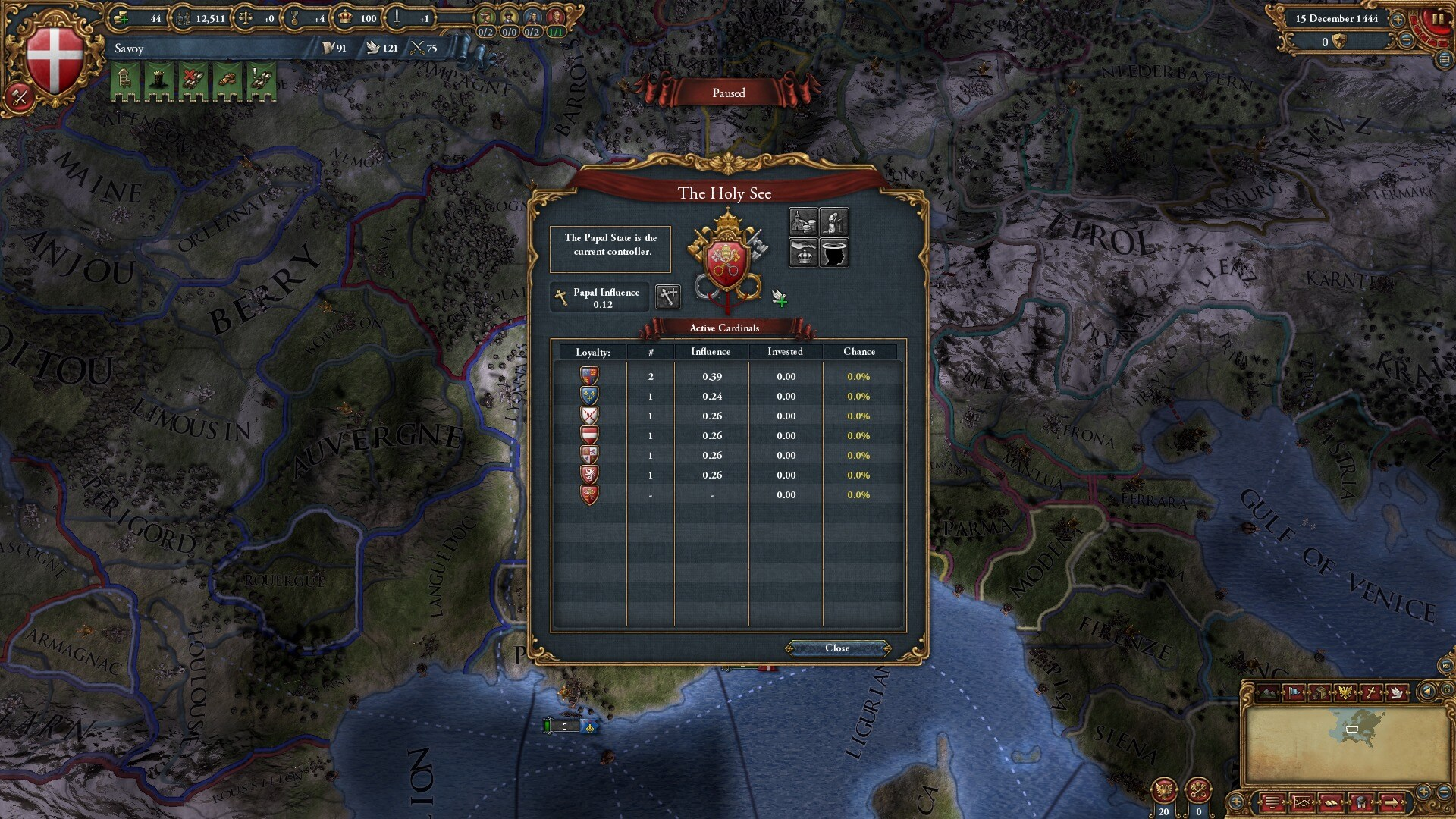 Europa Universalis IV: Art of War (PC) - Steam Key - GLOBAL - 3