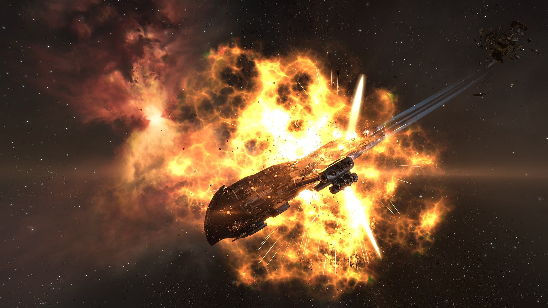 EVE ONLINE: STAR PACK Other Key GLOBAL - 1