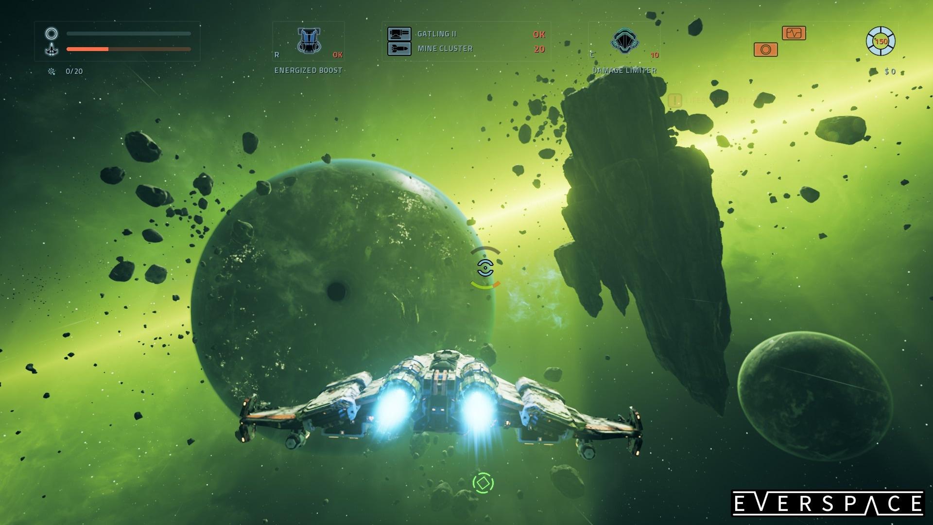EVERSPACE Steam Key GLOBAL - 4