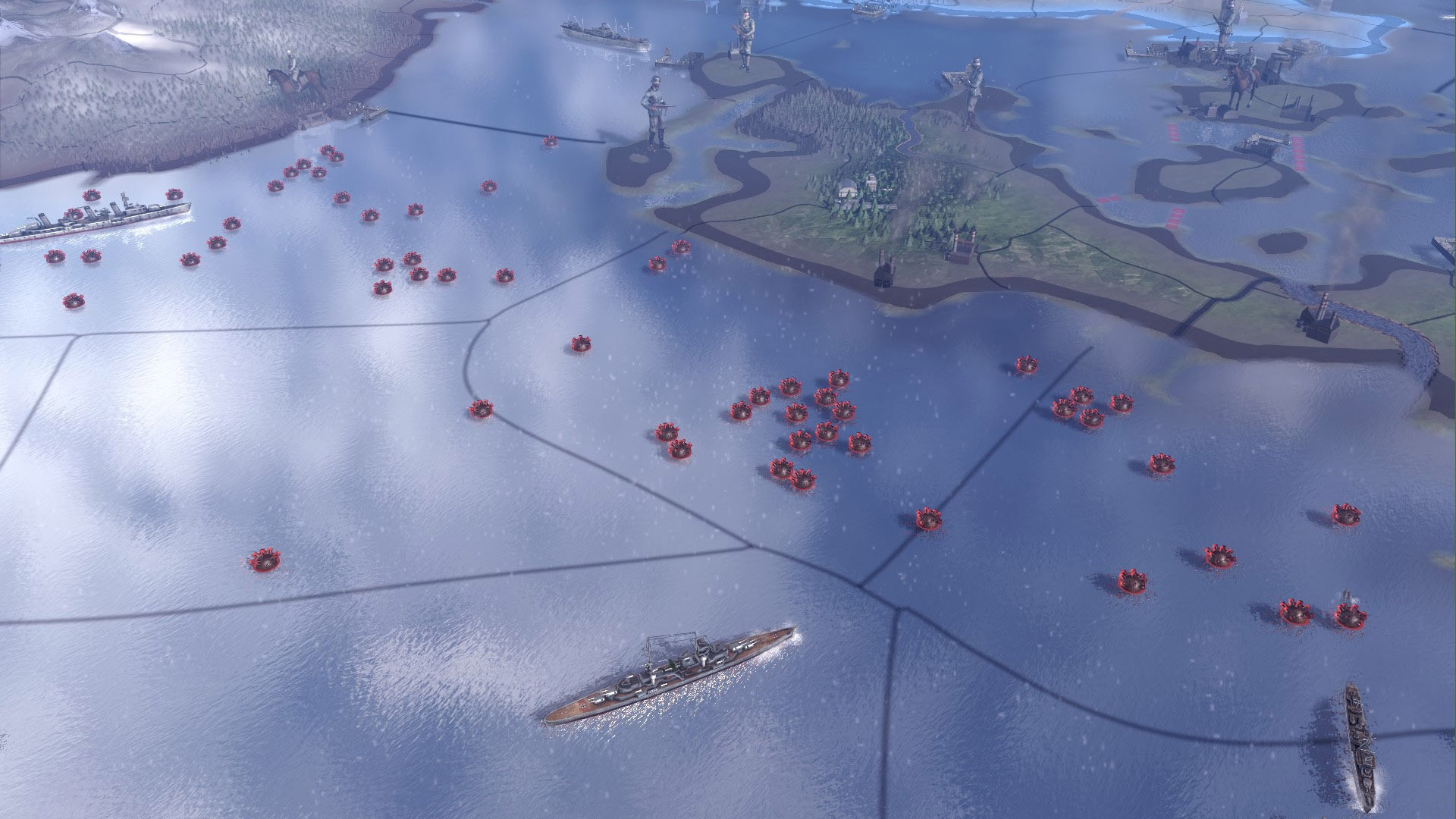 Expansion - Hearts of Iron IV: Man the Guns Steam Key GLOBAL - 4