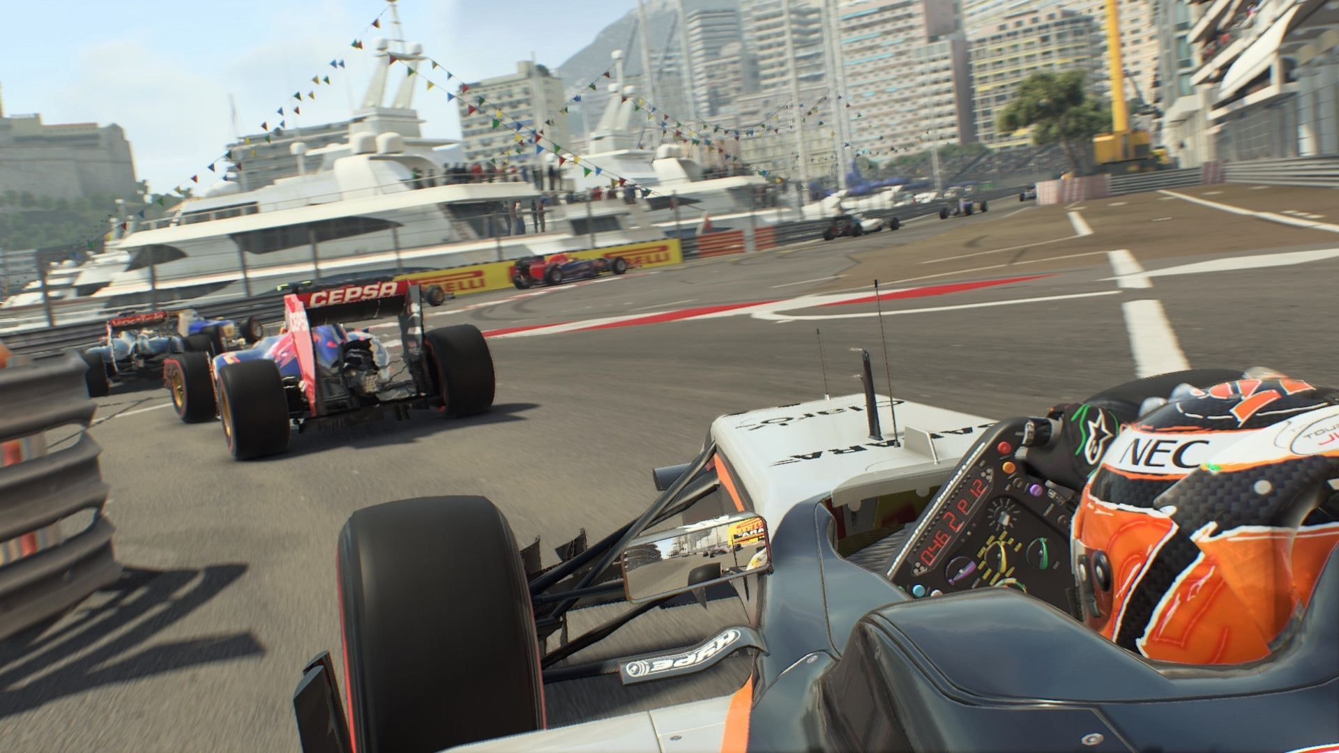 F1 2015 Steam Key GLOBAL - 4
