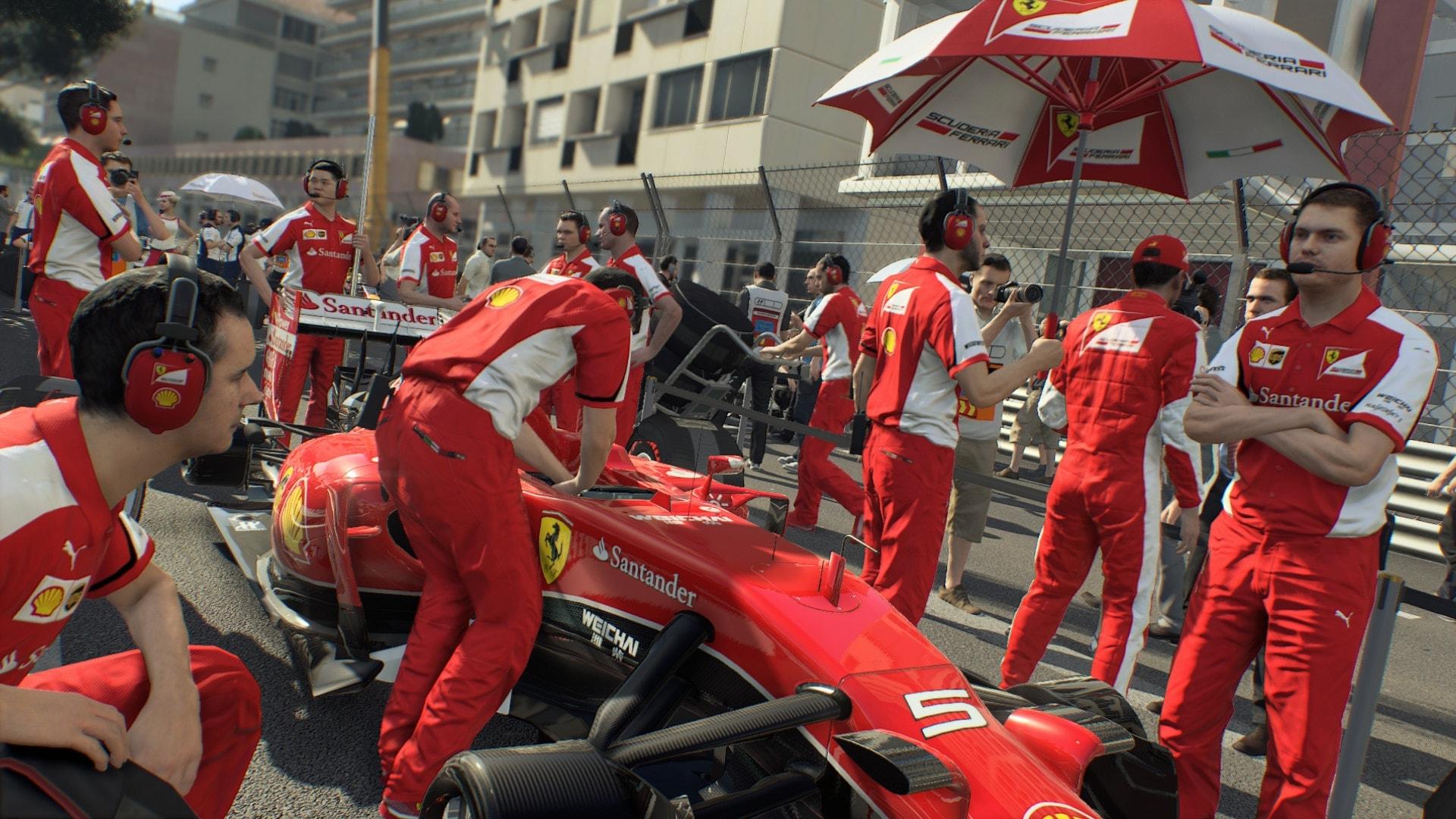 F1 2015 Steam Key GLOBAL - 3