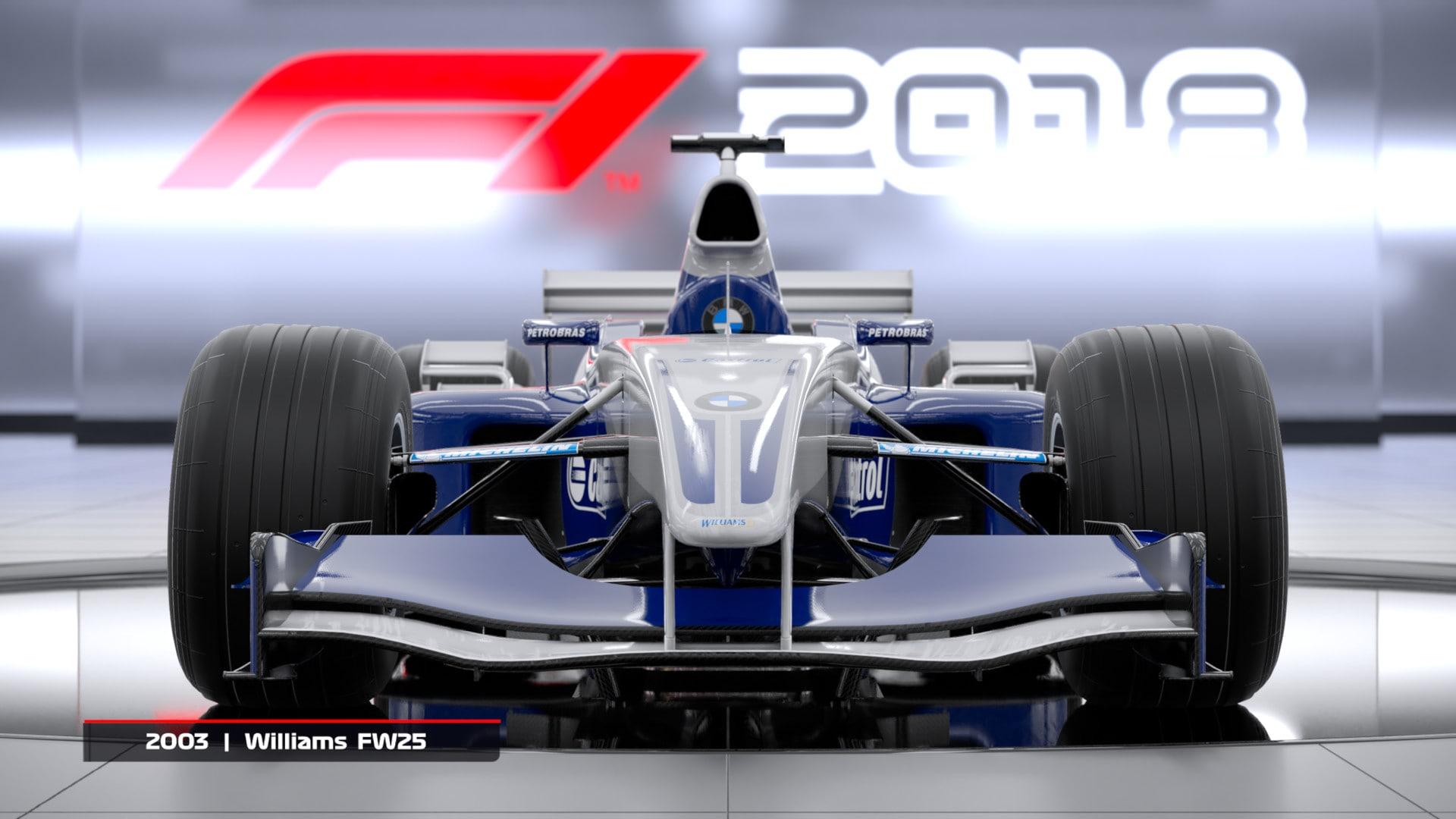 F1 2018 Steam Key GLOBAL - 2