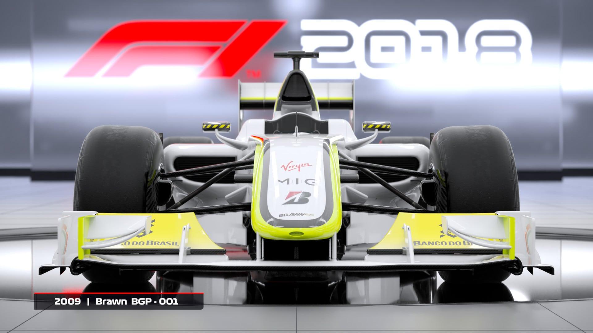 F1 2018 Steam Key GLOBAL - 3