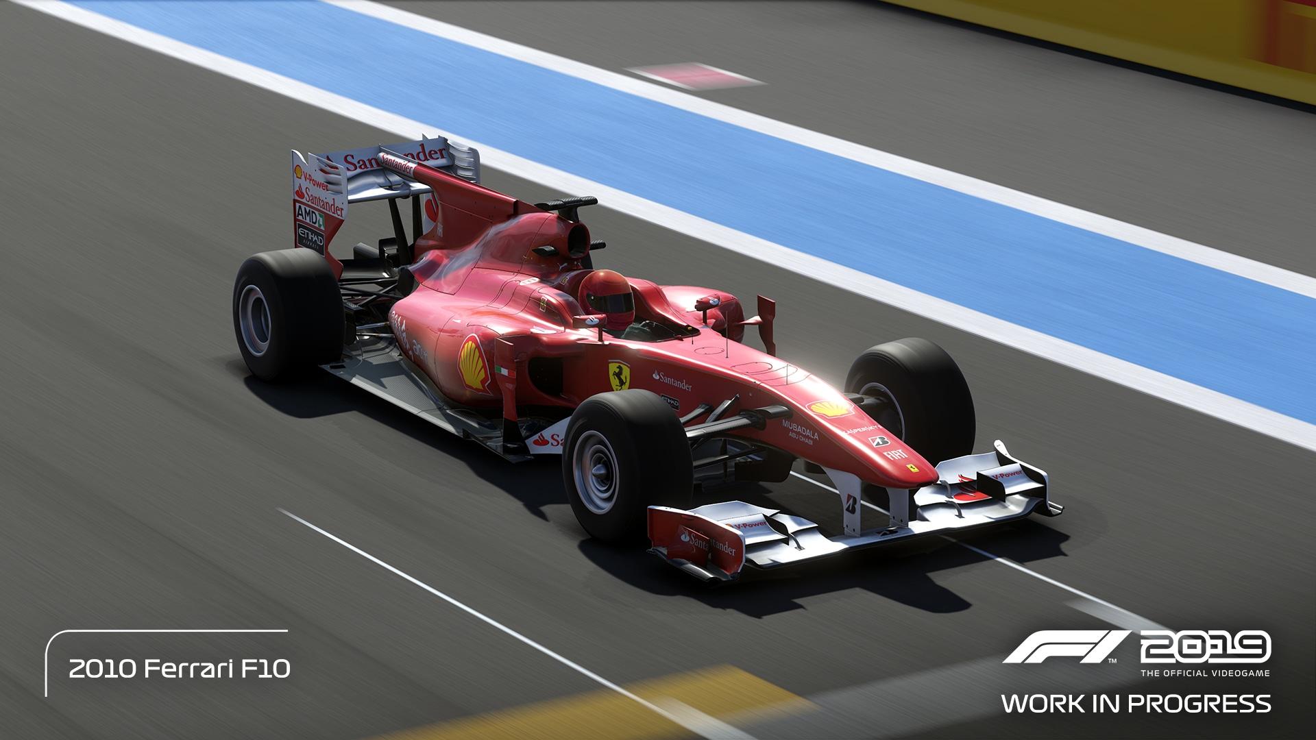 F1 2019 - Steam - Key GLOBAL - 4